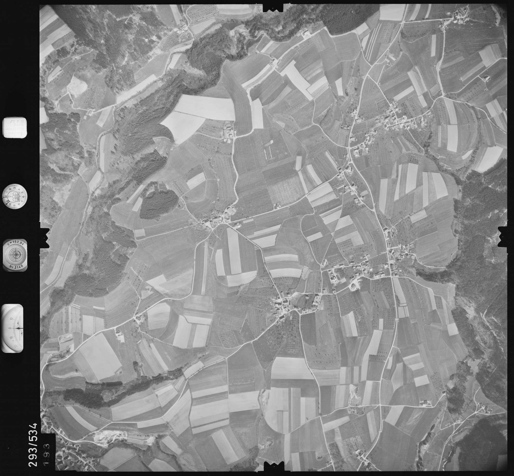 Luftbild: Film 43 Bildnr. 193, Bild 1