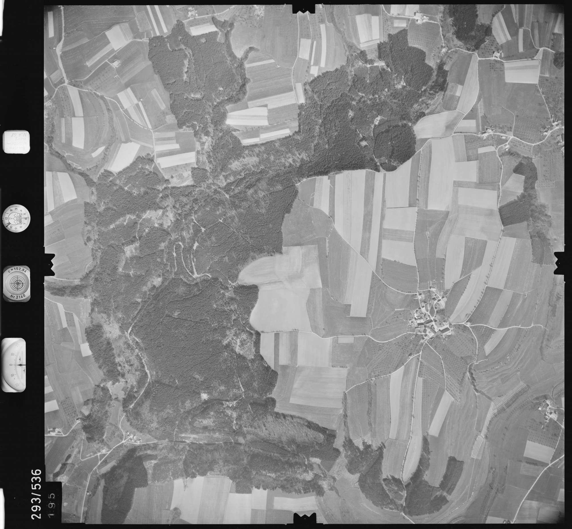Luftbild: Film 43 Bildnr. 195, Bild 1