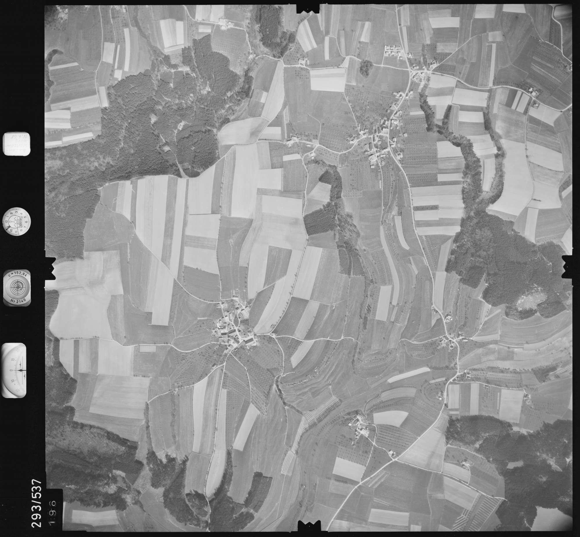 Luftbild: Film 43 Bildnr. 196, Bild 1