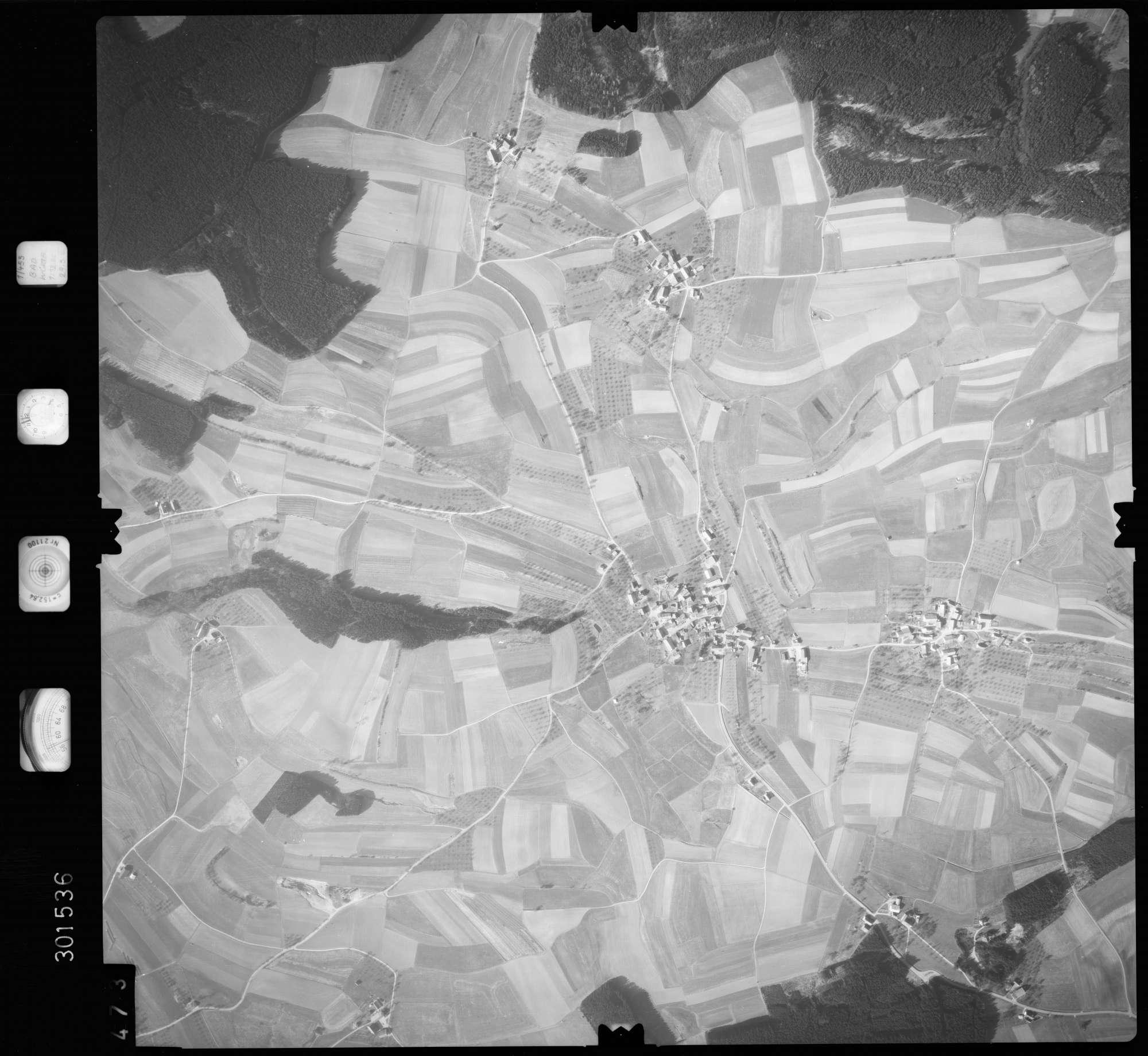 Luftbild: Film 64 Bildnr. 473, Bild 1