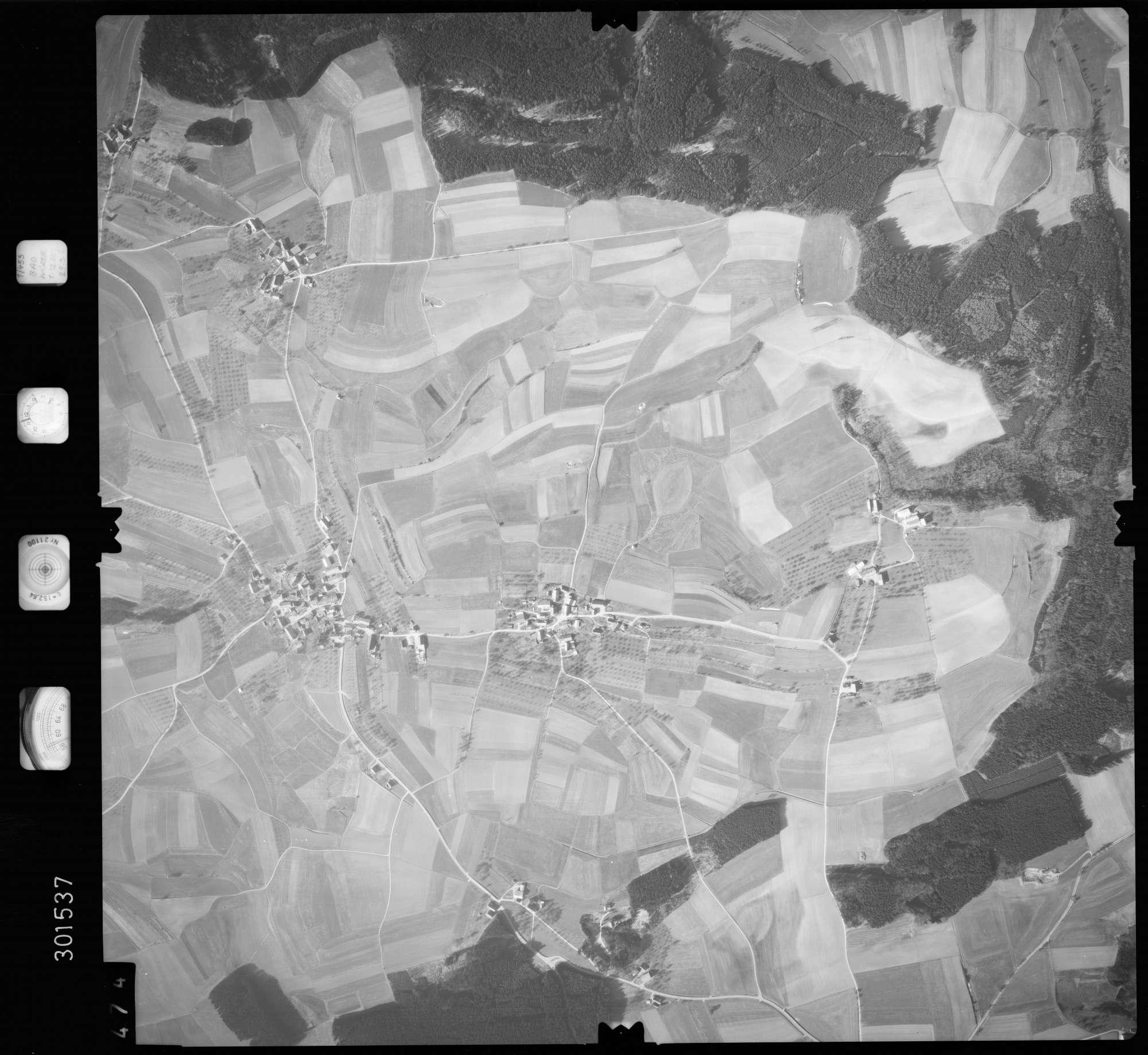 Luftbild: Film 64 Bildnr. 474, Bild 1