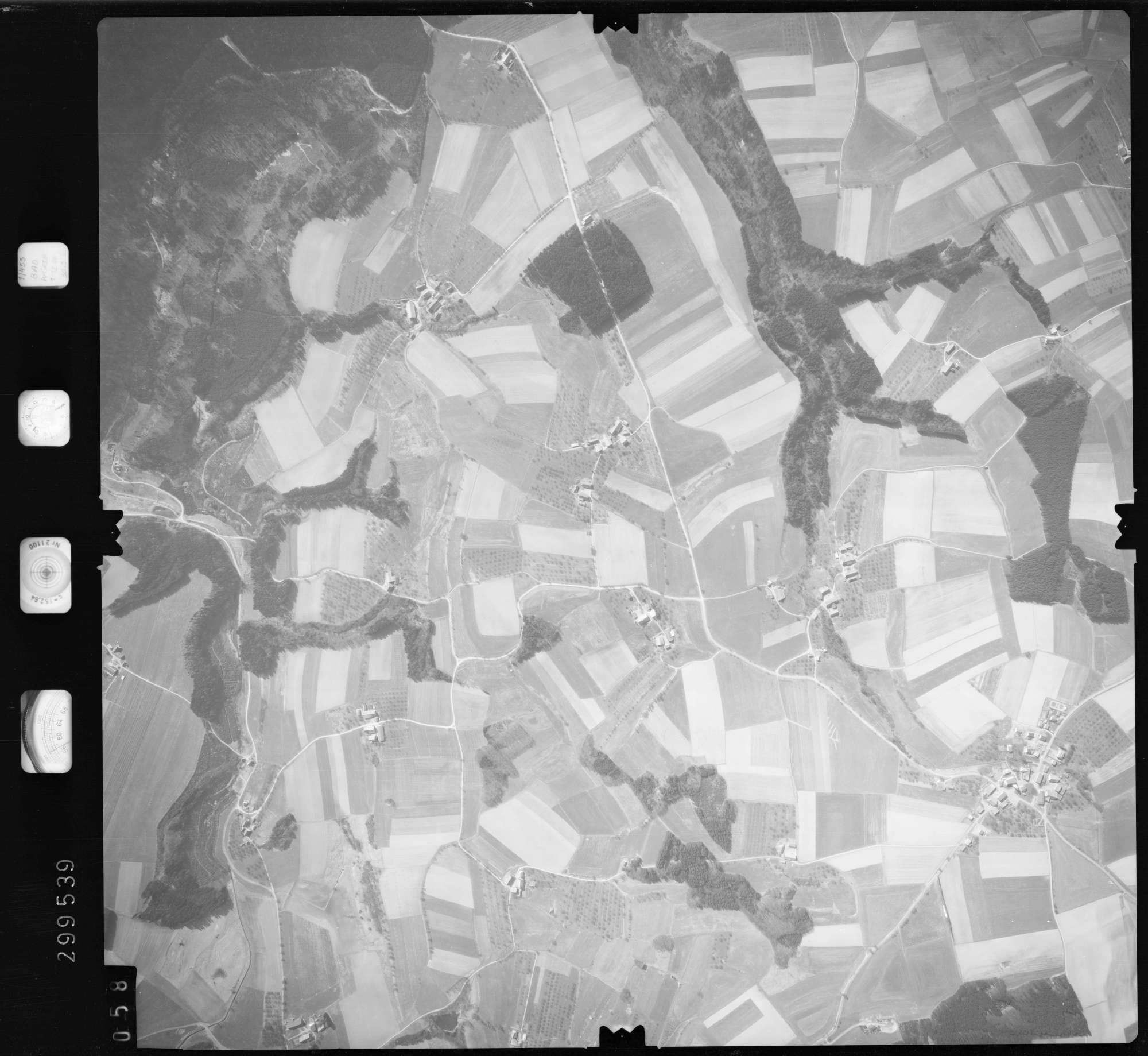 Luftbild: Film 66 Bildnr. 58, Bild 1