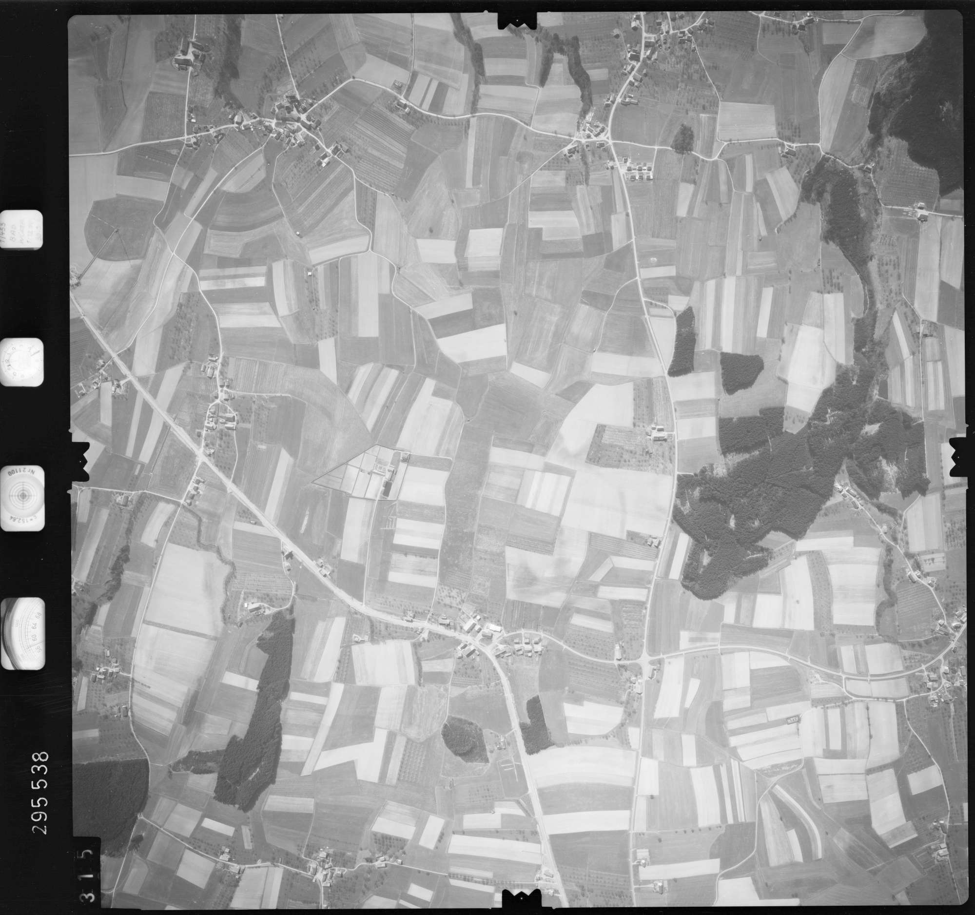 Luftbild: Film 69 Bildnr. 315, Bild 1