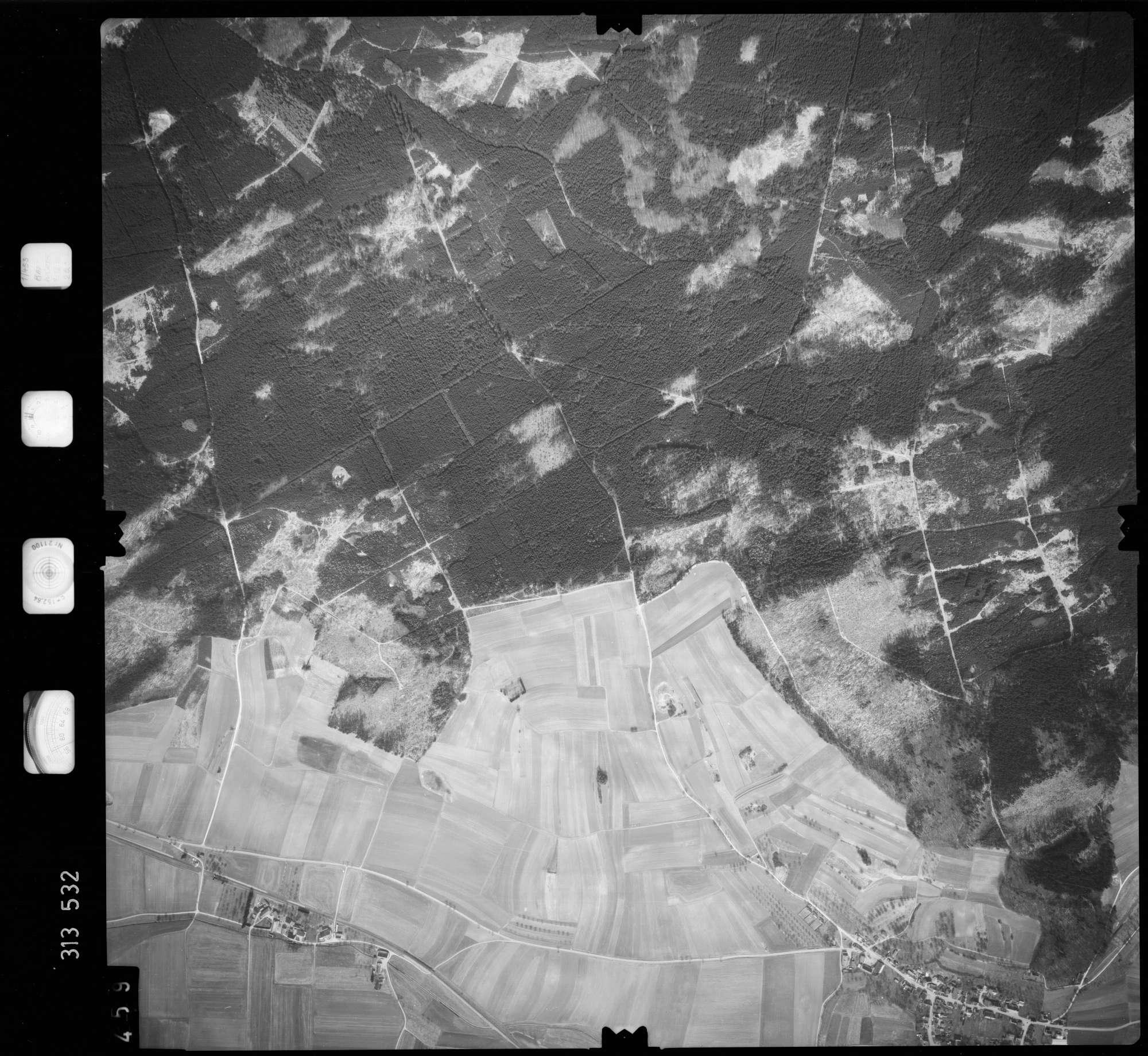 Luftbild: Film 58 Bildnr. 459, Bild 1