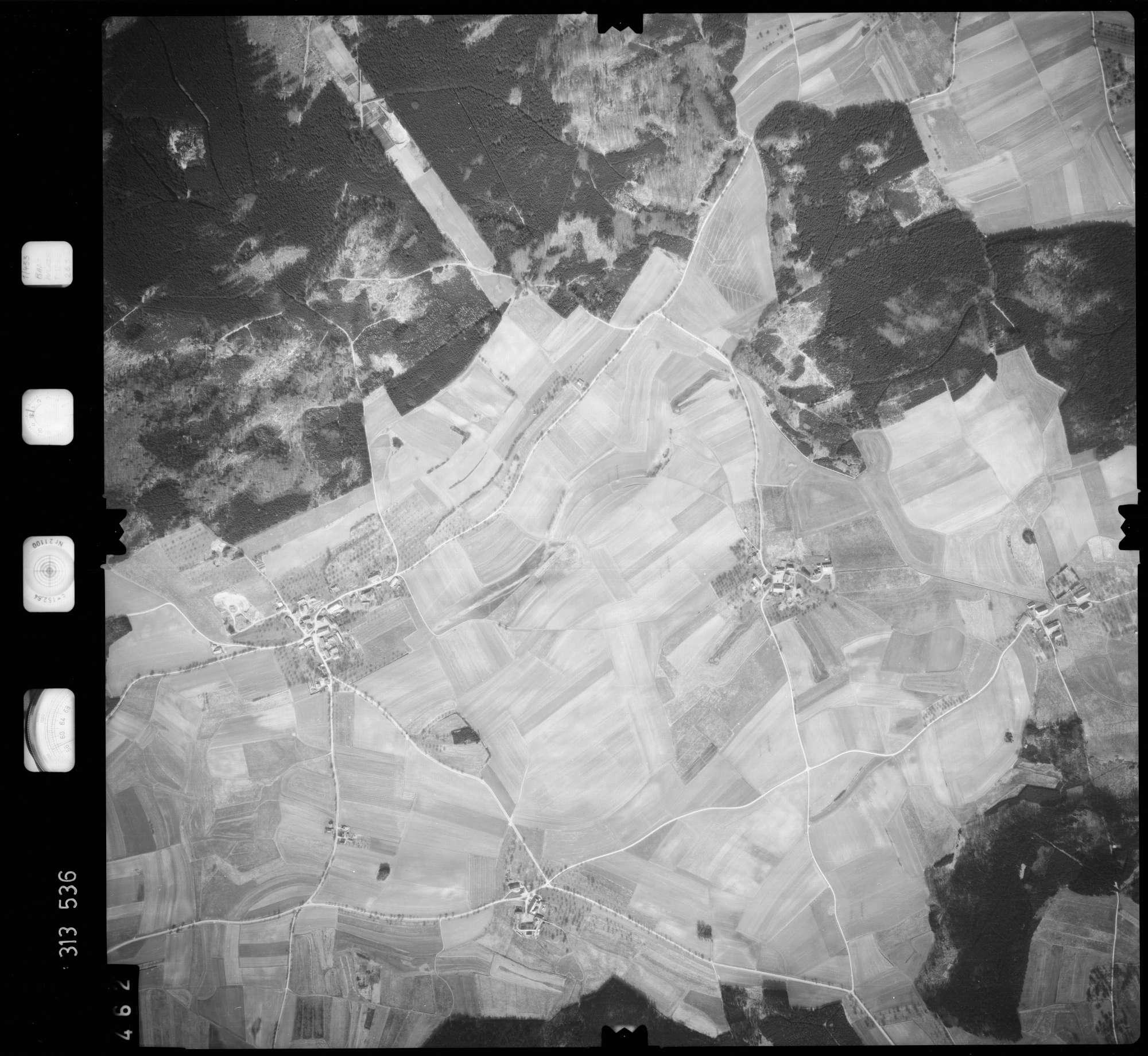 Luftbild: Film 58 Bildnr. 462, Bild 1