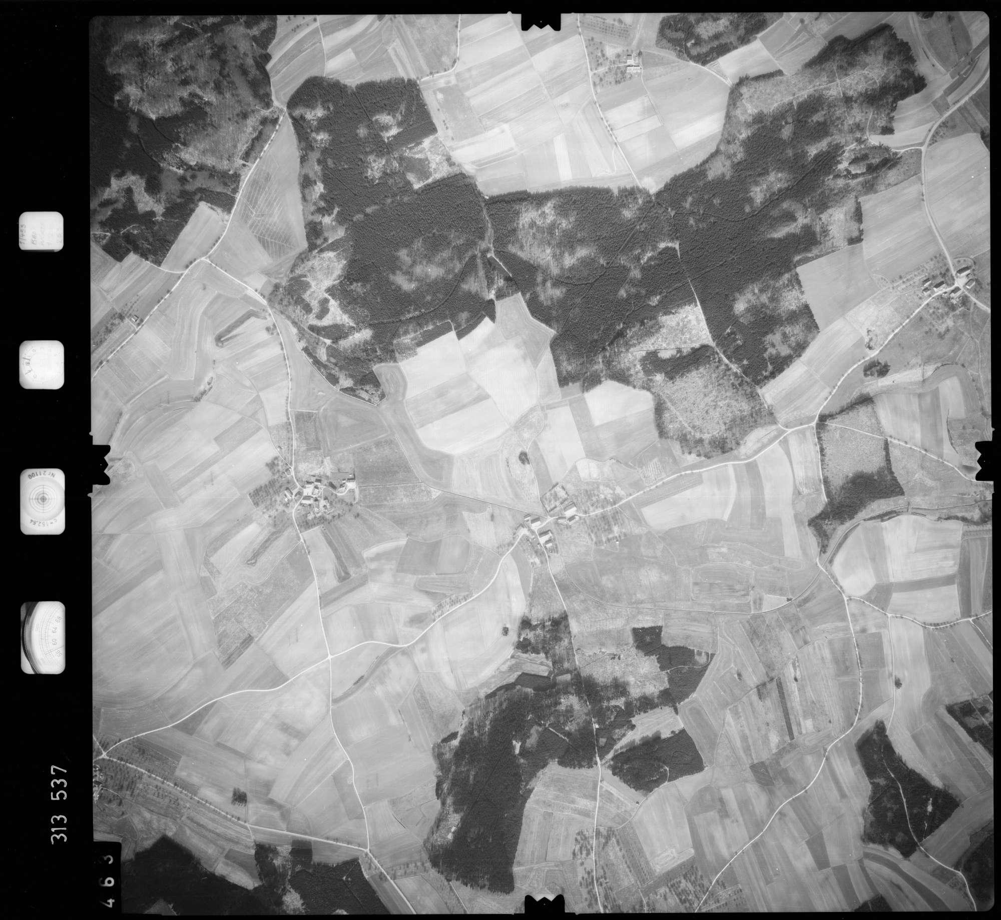 Luftbild: Film 58 Bildnr. 463, Bild 1