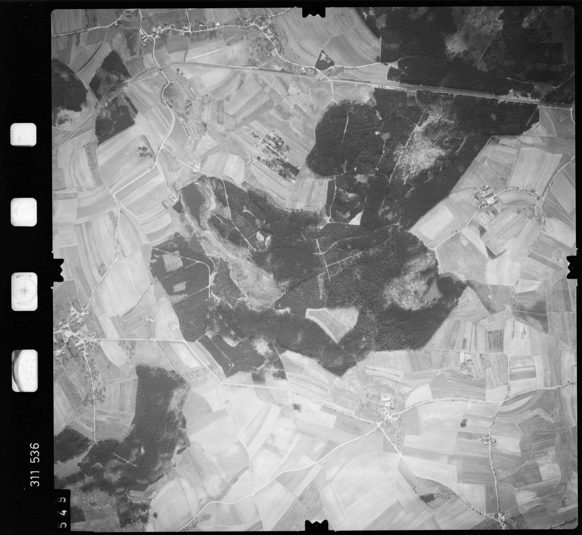 Luftbild: Film 58 Bildnr. 549, Bild 1