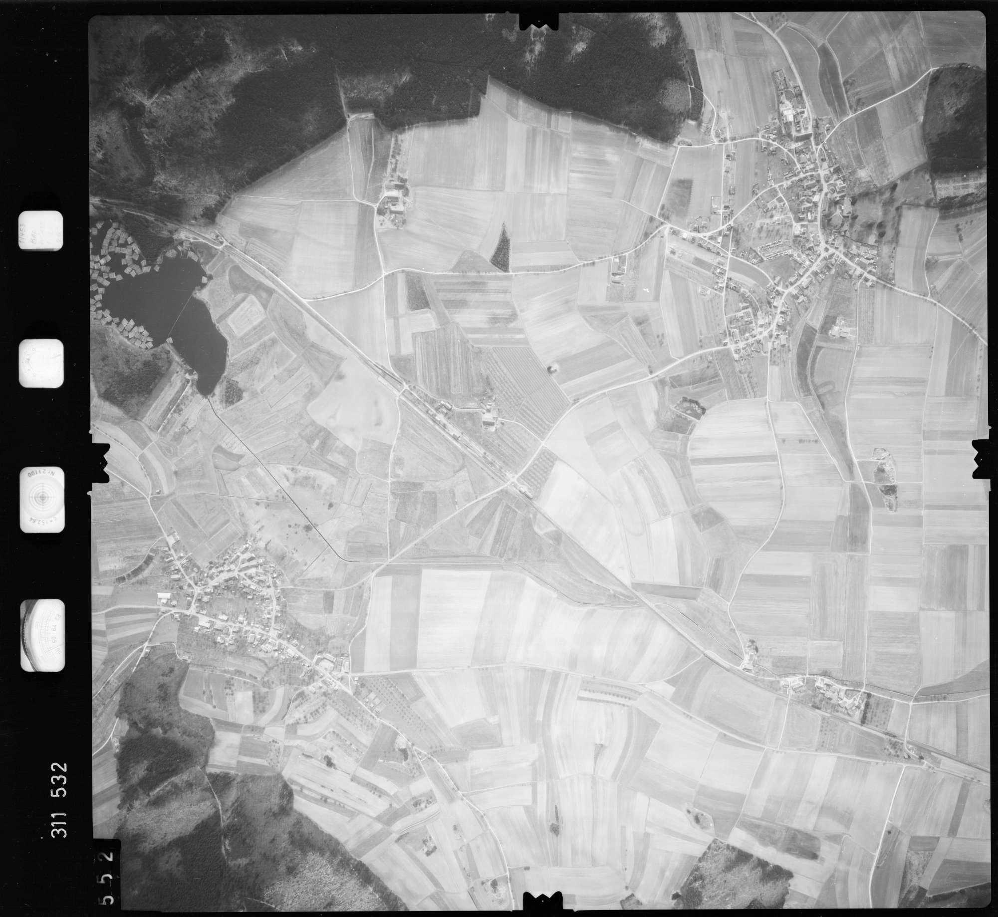 Luftbild: Film 58 Bildnr. 552, Bild 1
