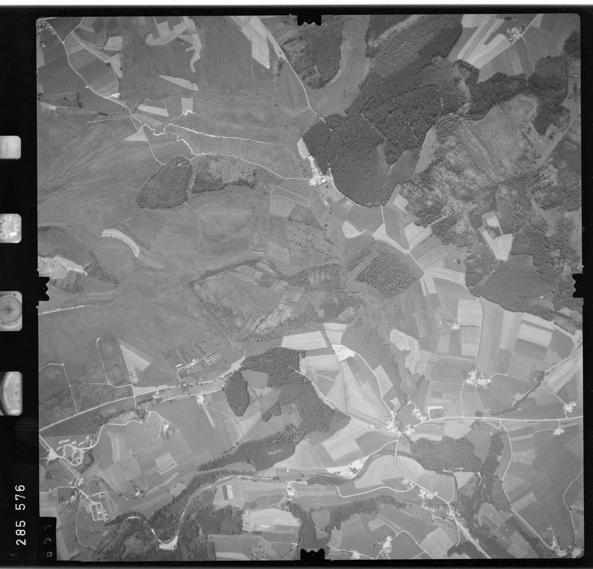 Luftbild: Film 76 Bildnr. 655, Bild 1