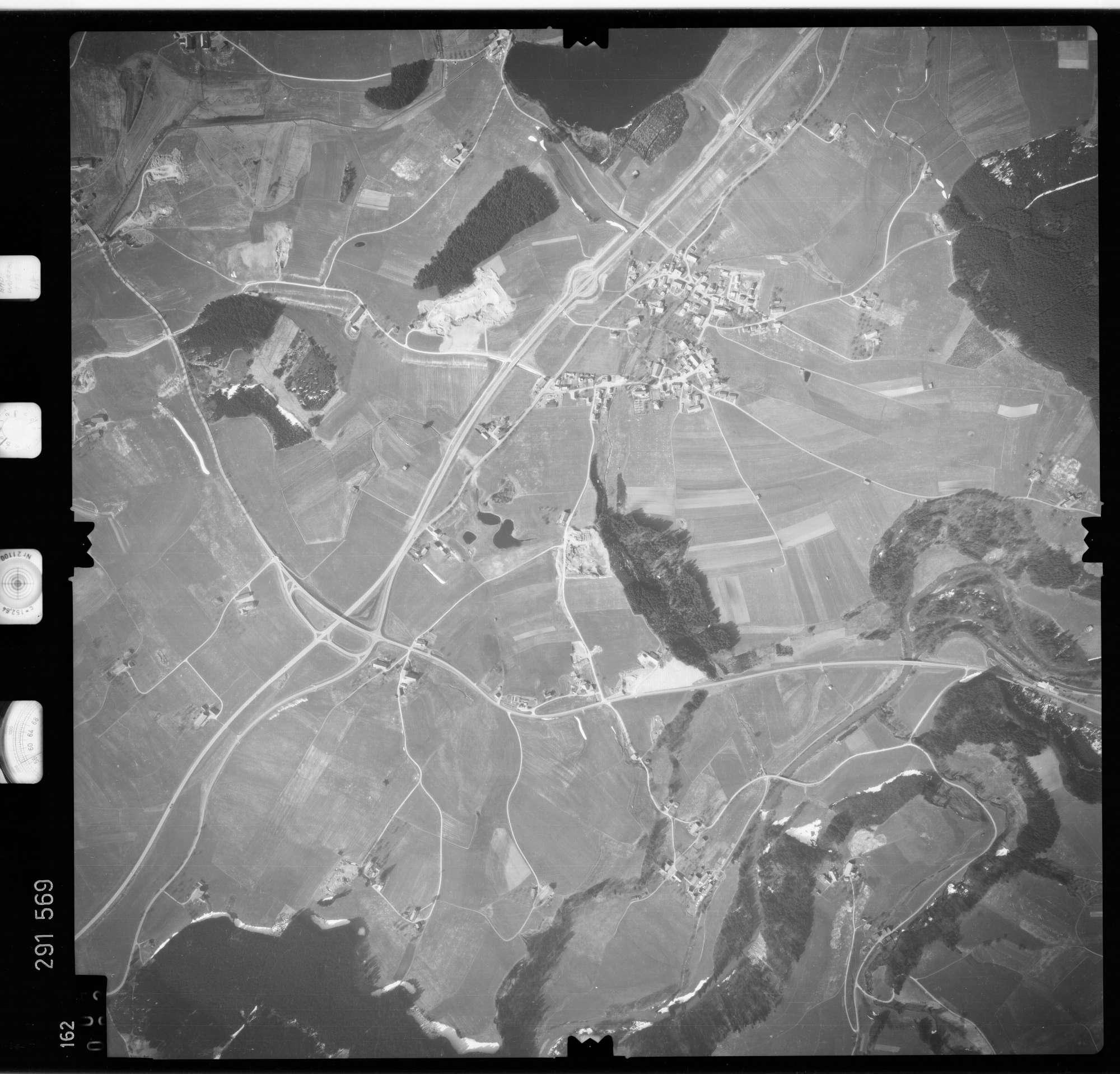 Luftbild: Film 74 Bildnr. 162, Bild 1