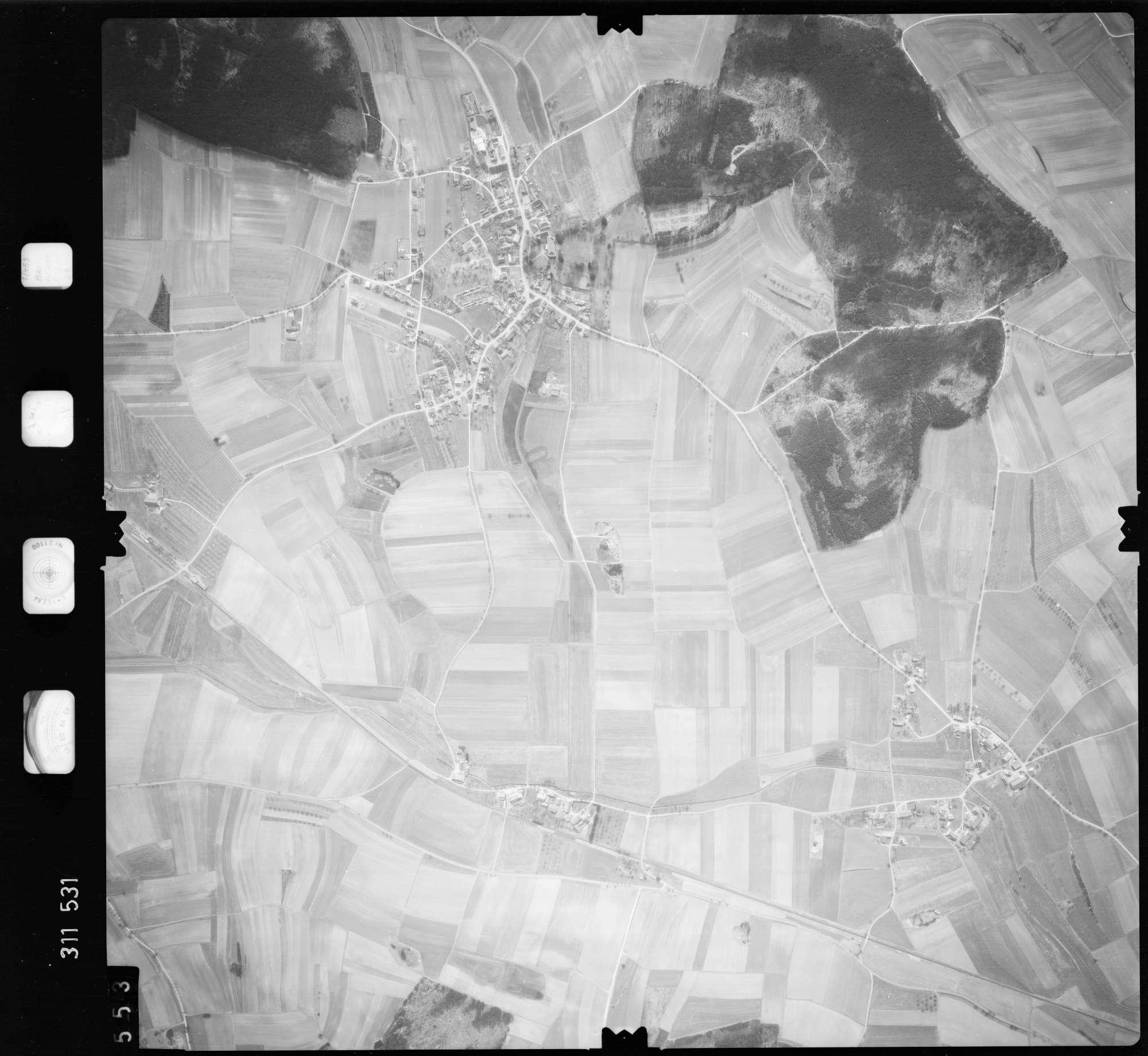Luftbild: Film 58 Bildnr. 553, Bild 1