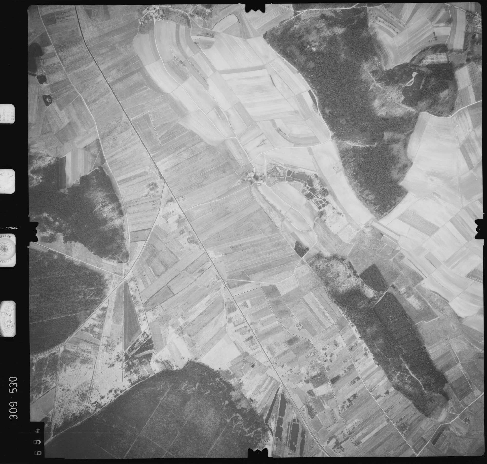 Luftbild: Film 59 Bildnr. 694, Bild 1