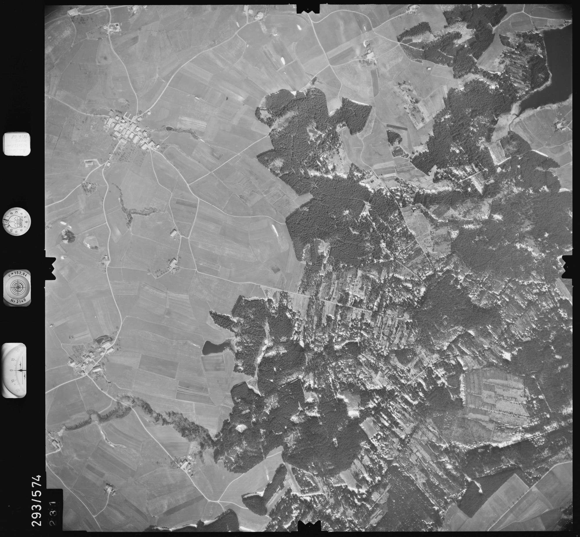 Luftbild: Film 43 Bildnr. 231, Bild 1