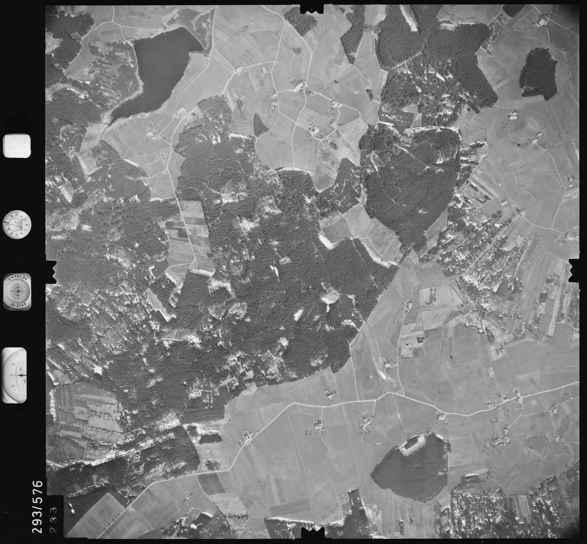Luftbild: Film 43 Bildnr. 233, Bild 1