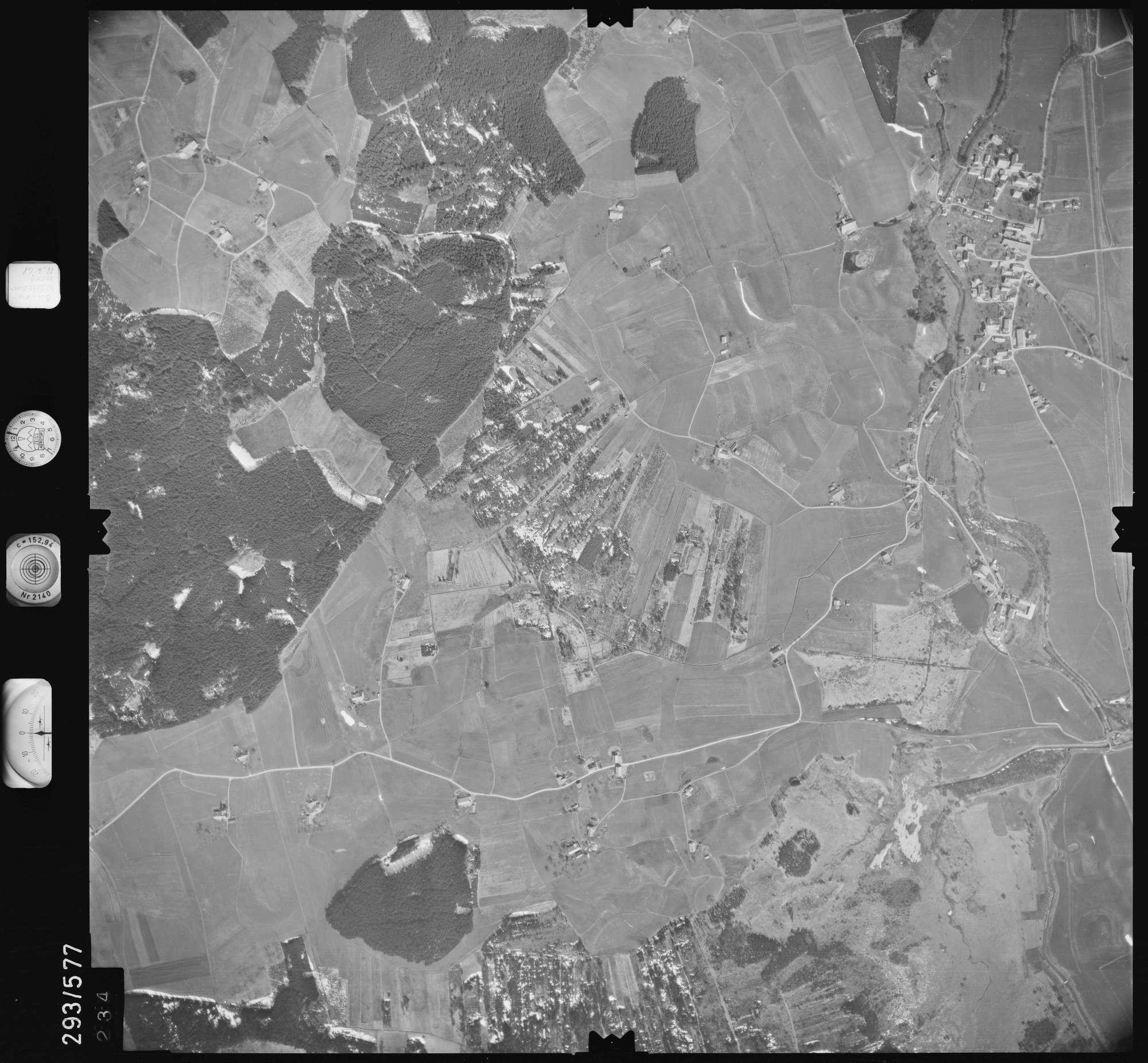 Luftbild: Film 43 Bildnr. 234, Bild 1