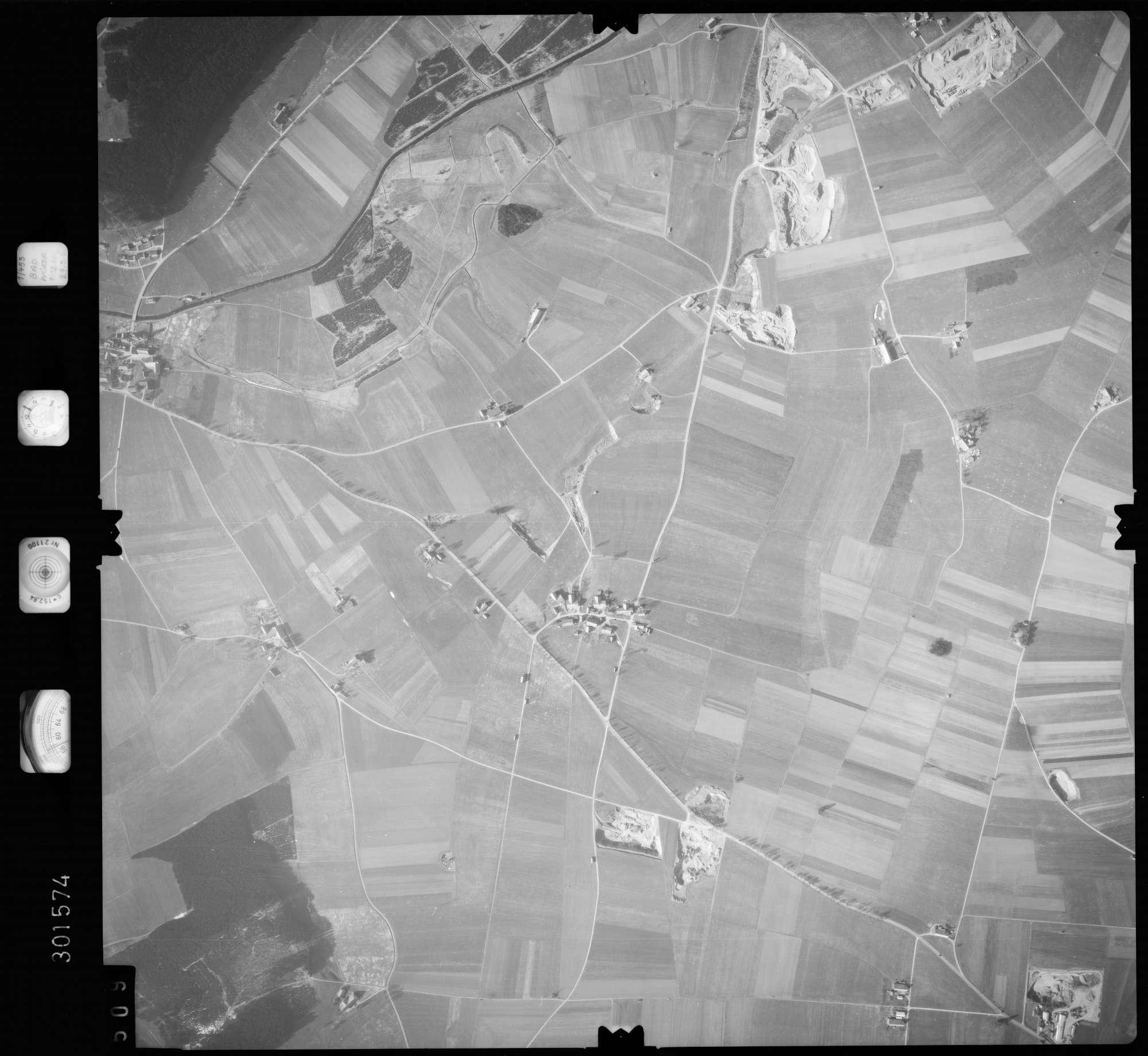 Luftbild: Film 64 Bildnr. 509, Bild 1