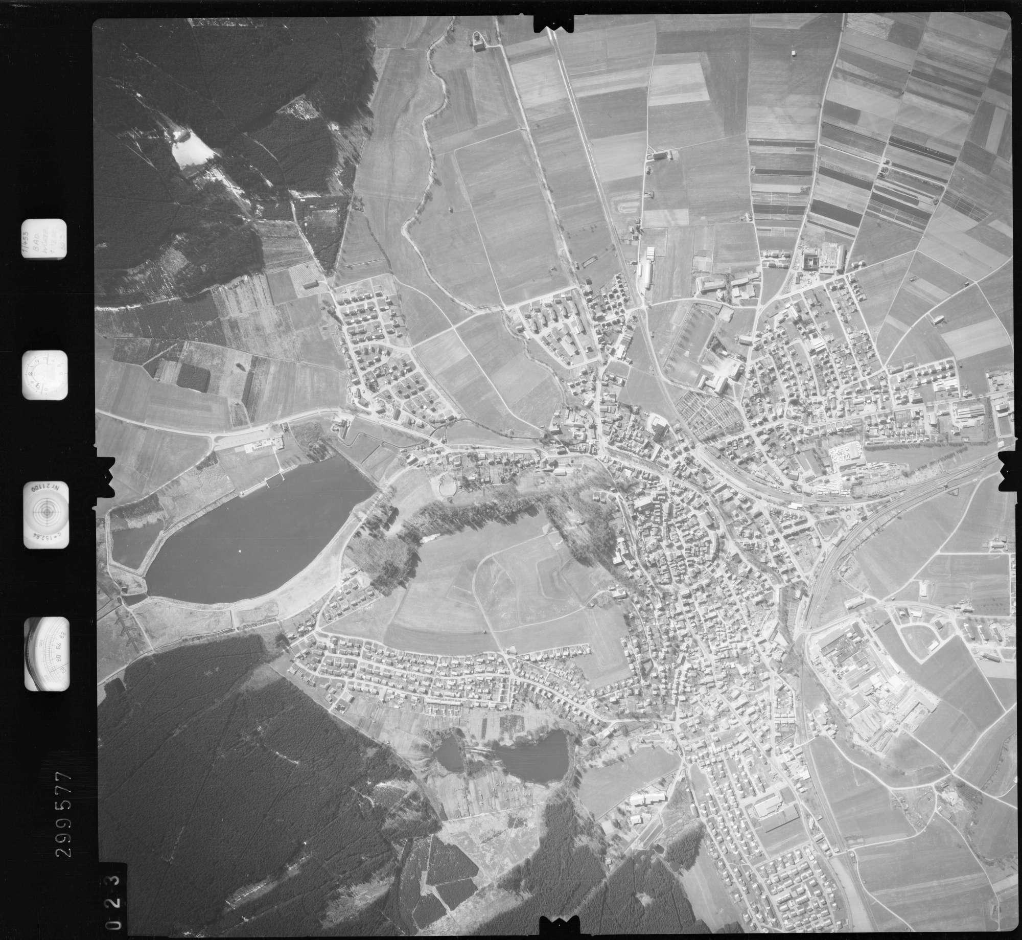 Luftbild: Film 66 Bildnr. 23, Bild 1