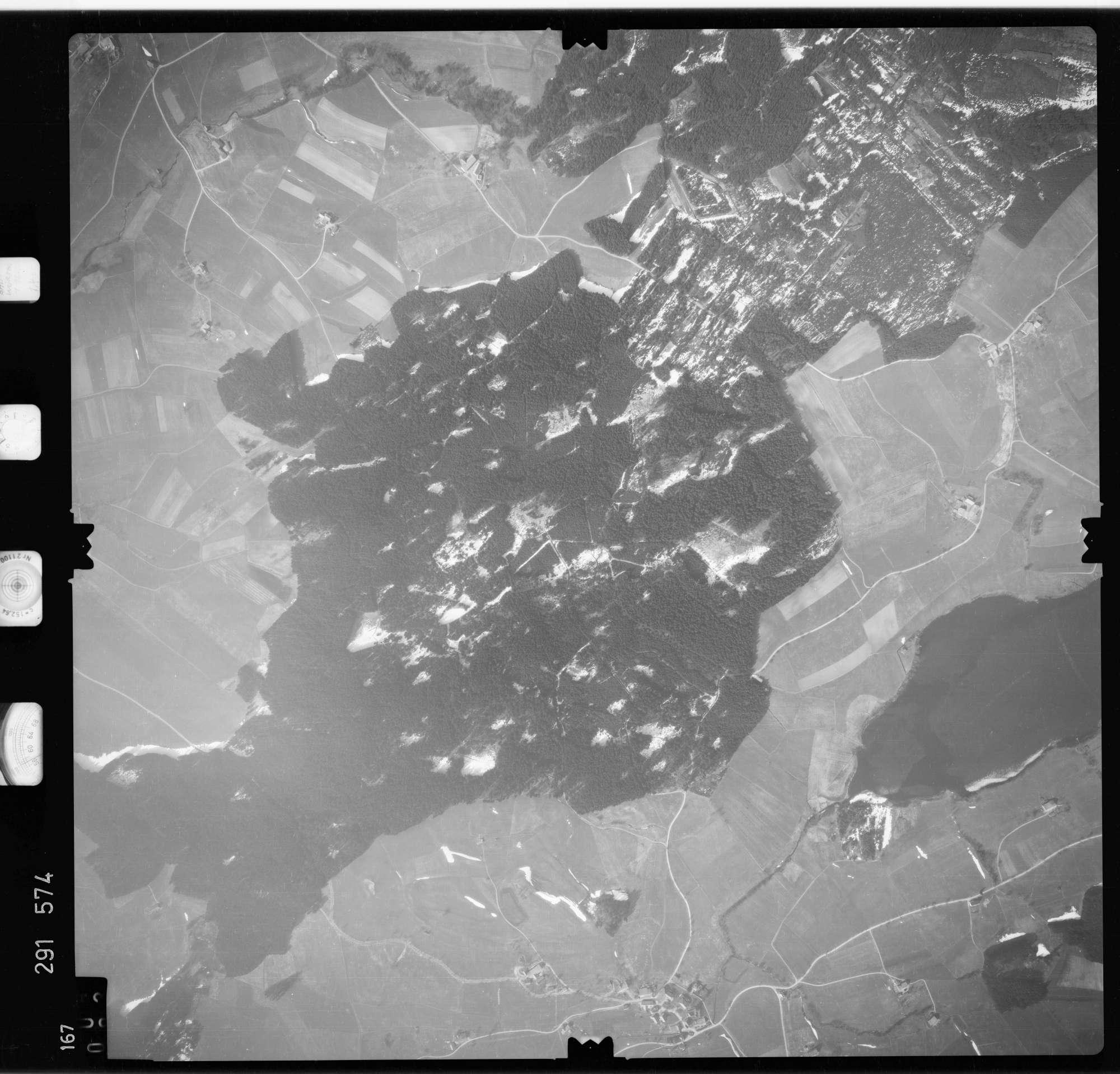Luftbild: Film 74 Bildnr. 167, Bild 1