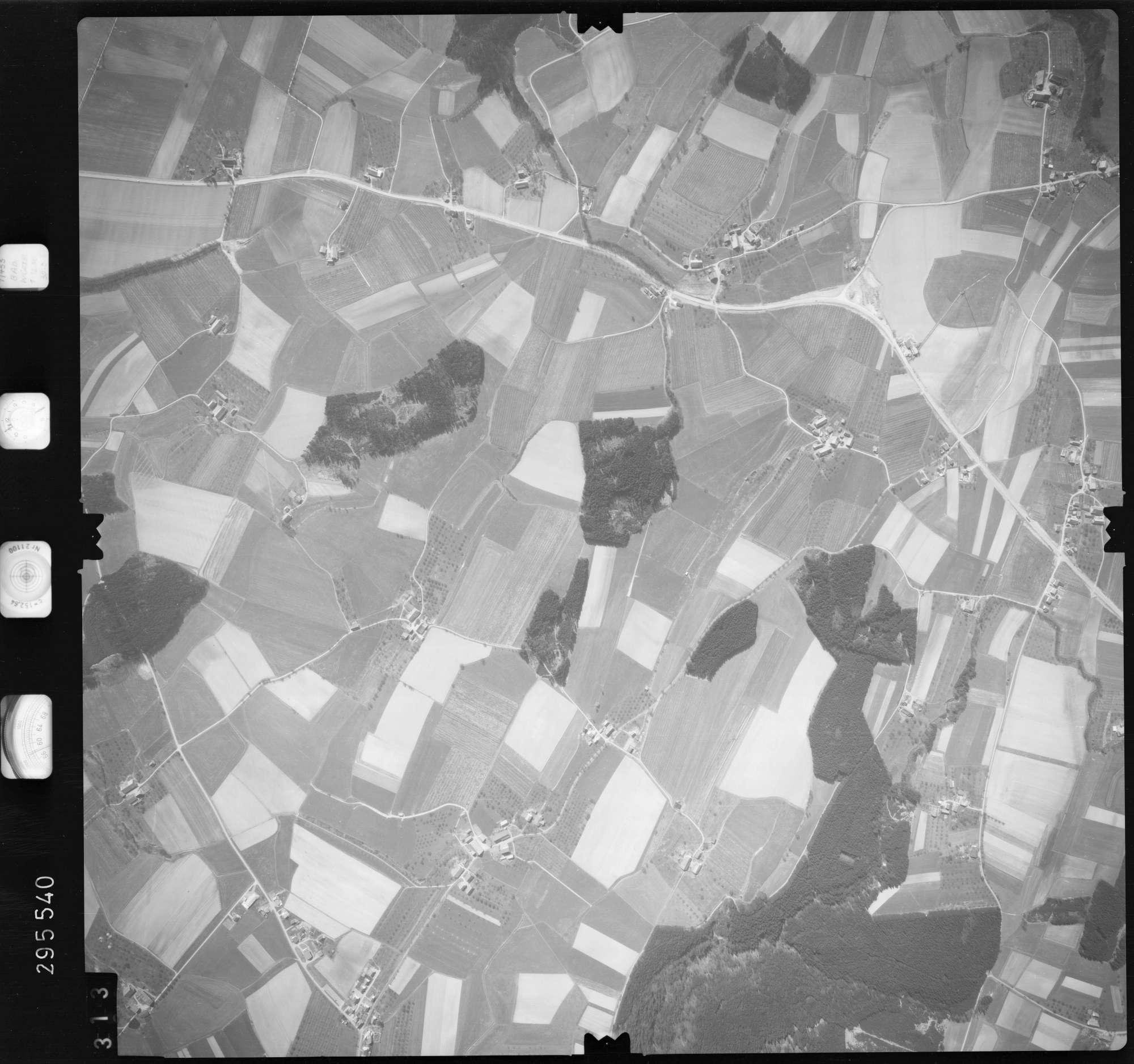 Luftbild: Film 69 Bildnr. 313, Bild 1
