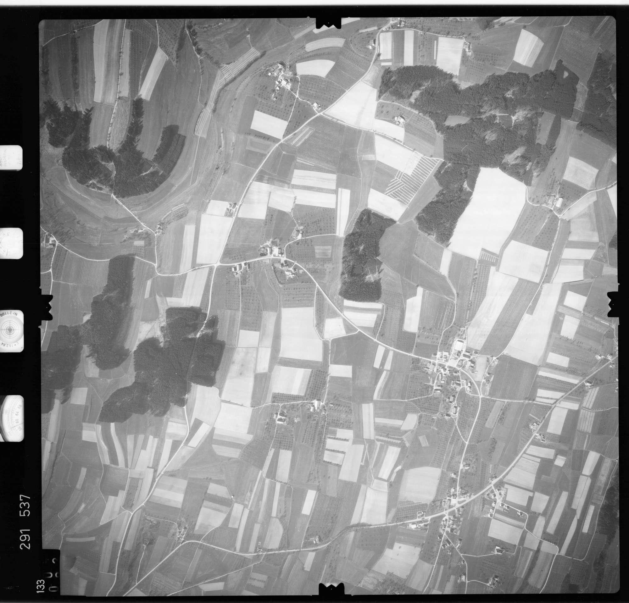 Luftbild: Film 74 Bildnr. 133, Bild 1