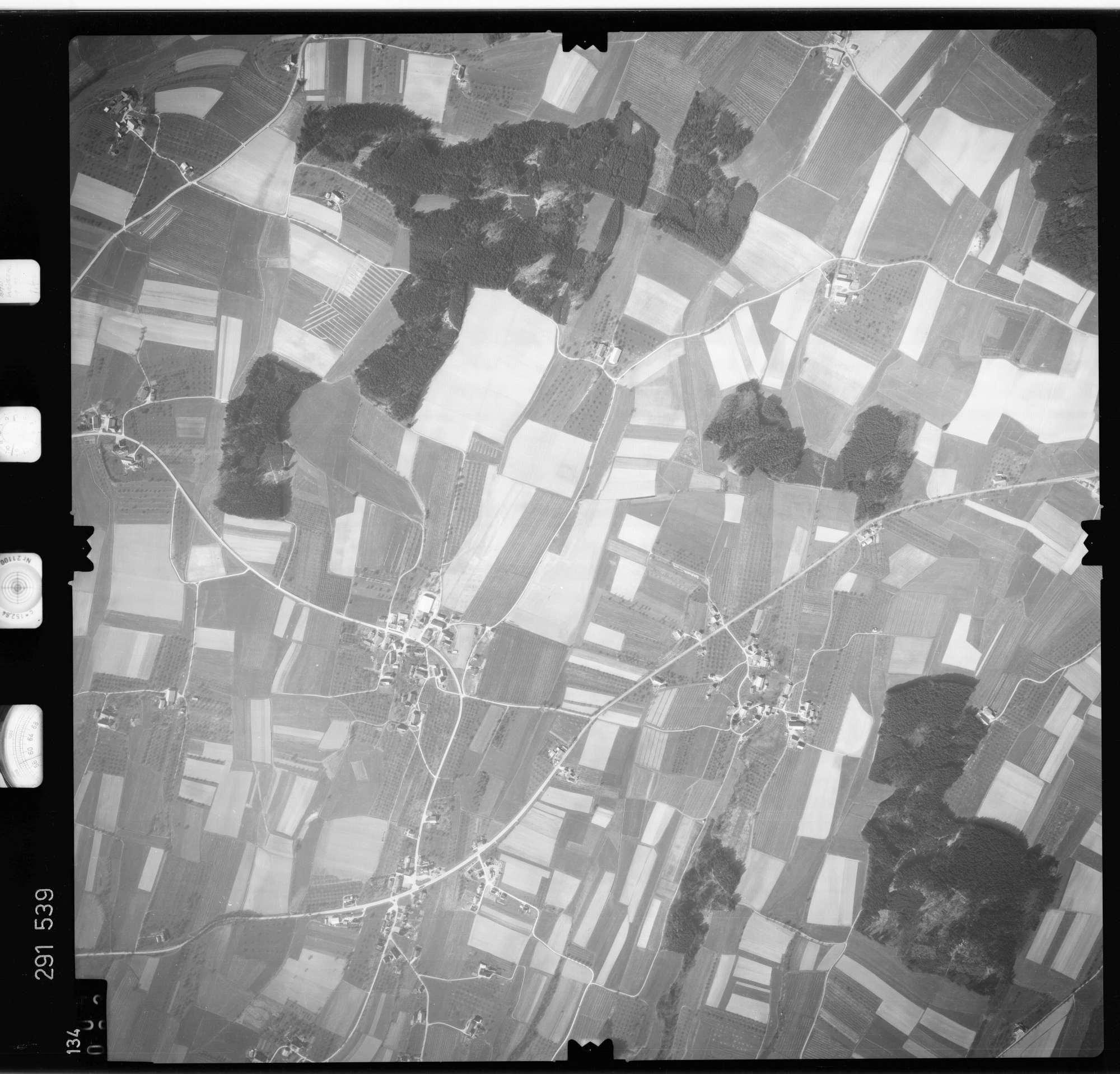 Luftbild: Film 74 Bildnr. 134, Bild 1