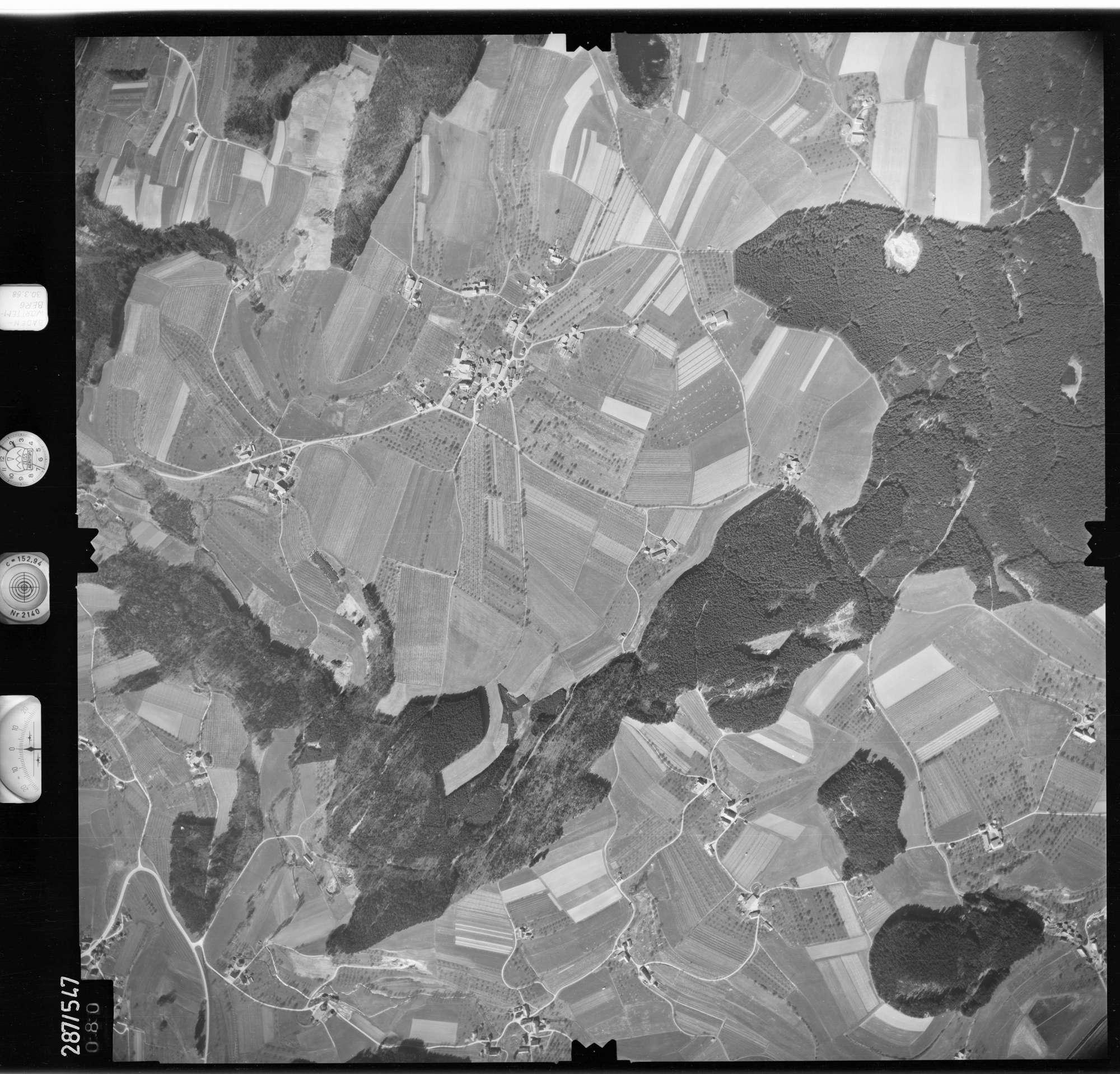 Luftbild: Film 78 Bildnr. 80, Bild 1