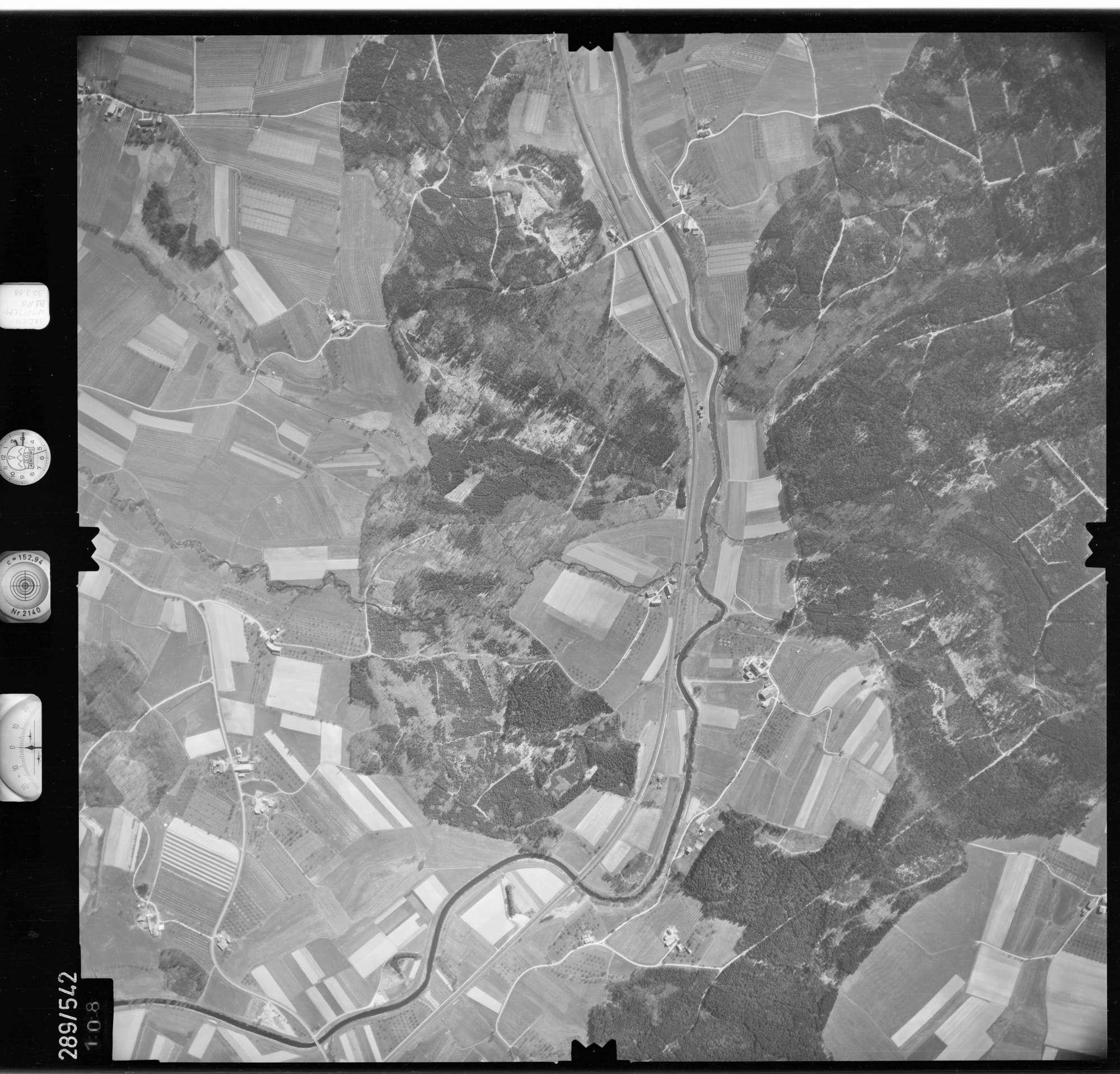 Luftbild: Film 78 Bildnr. 108, Bild 1
