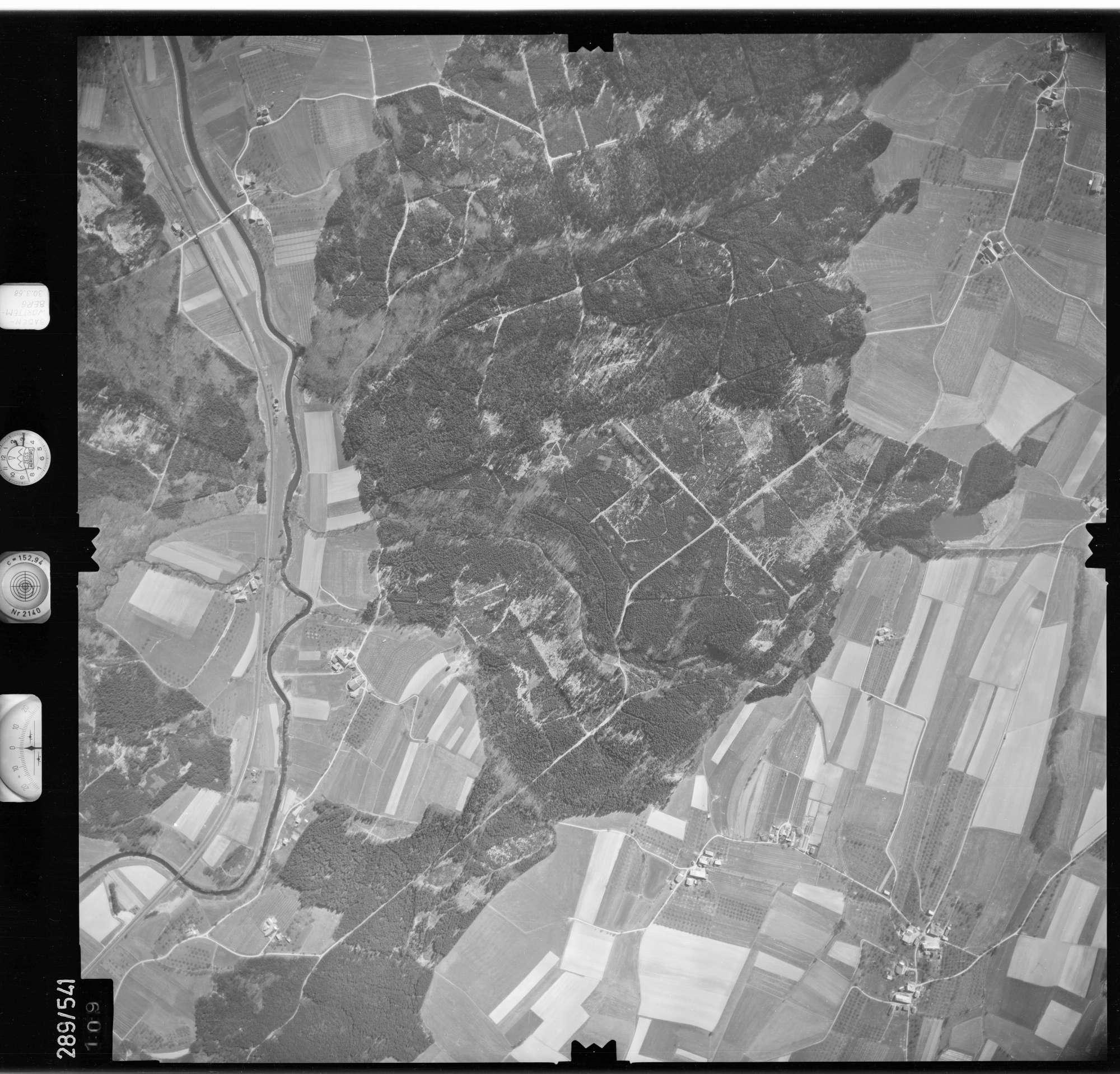 Luftbild: Film 78 Bildnr. 109, Bild 1