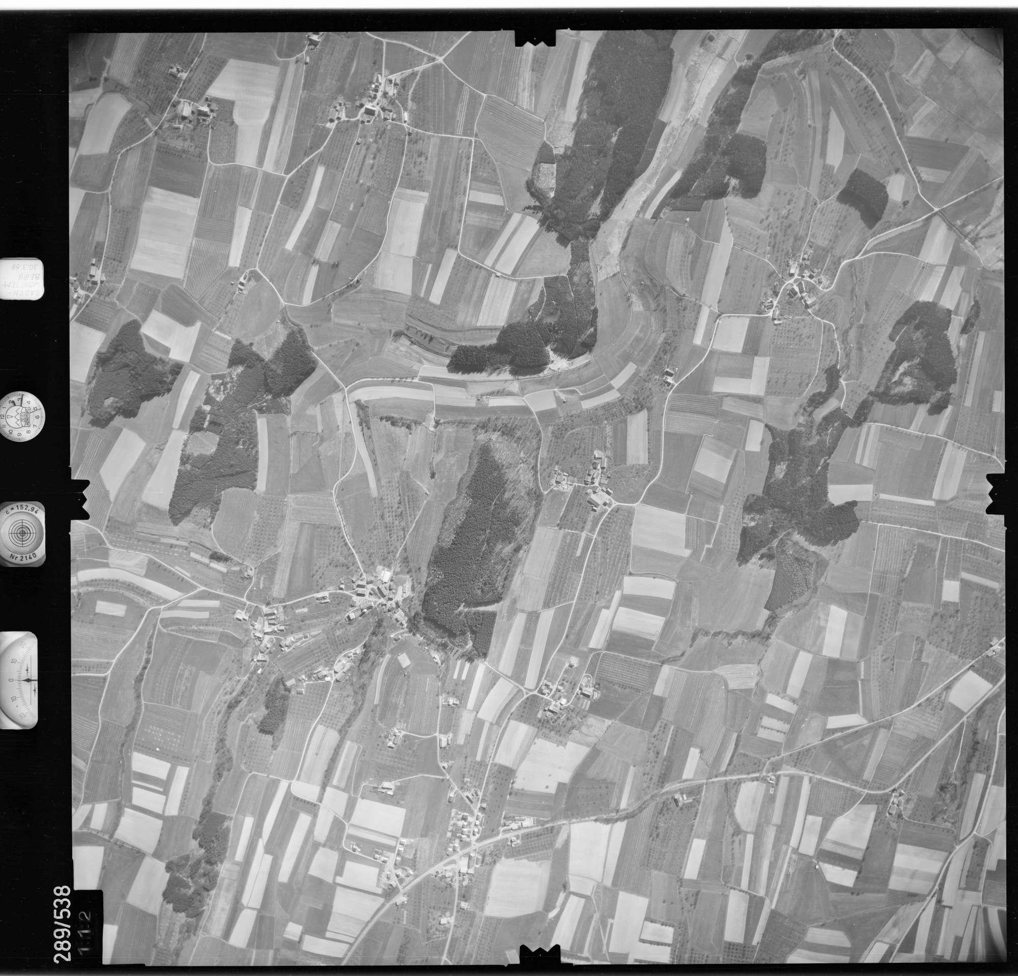 Luftbild: Film 78 Bildnr. 112, Bild 1