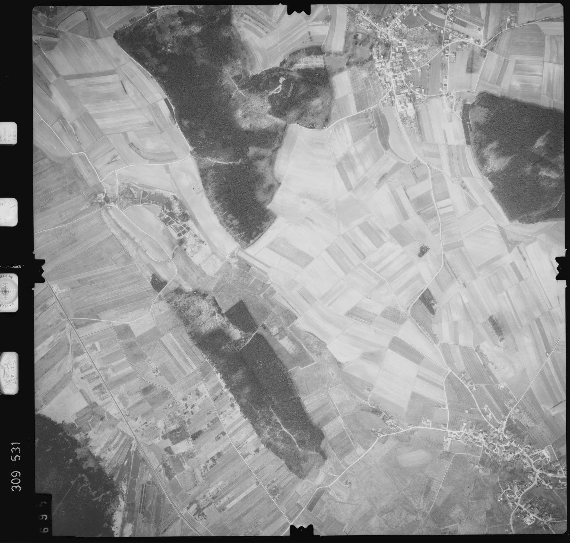 Luftbild: Film 59 Bildnr. 695, Bild 1