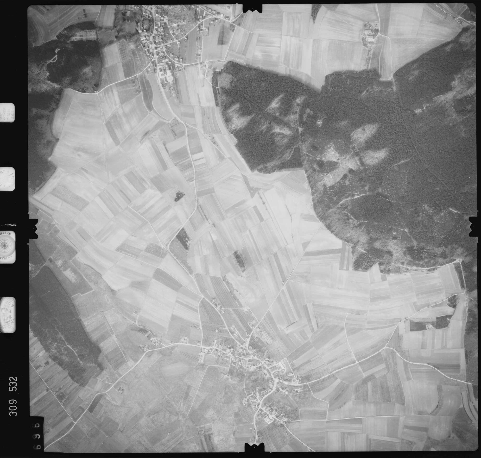 Luftbild: Film 59 Bildnr. 696, Bild 1