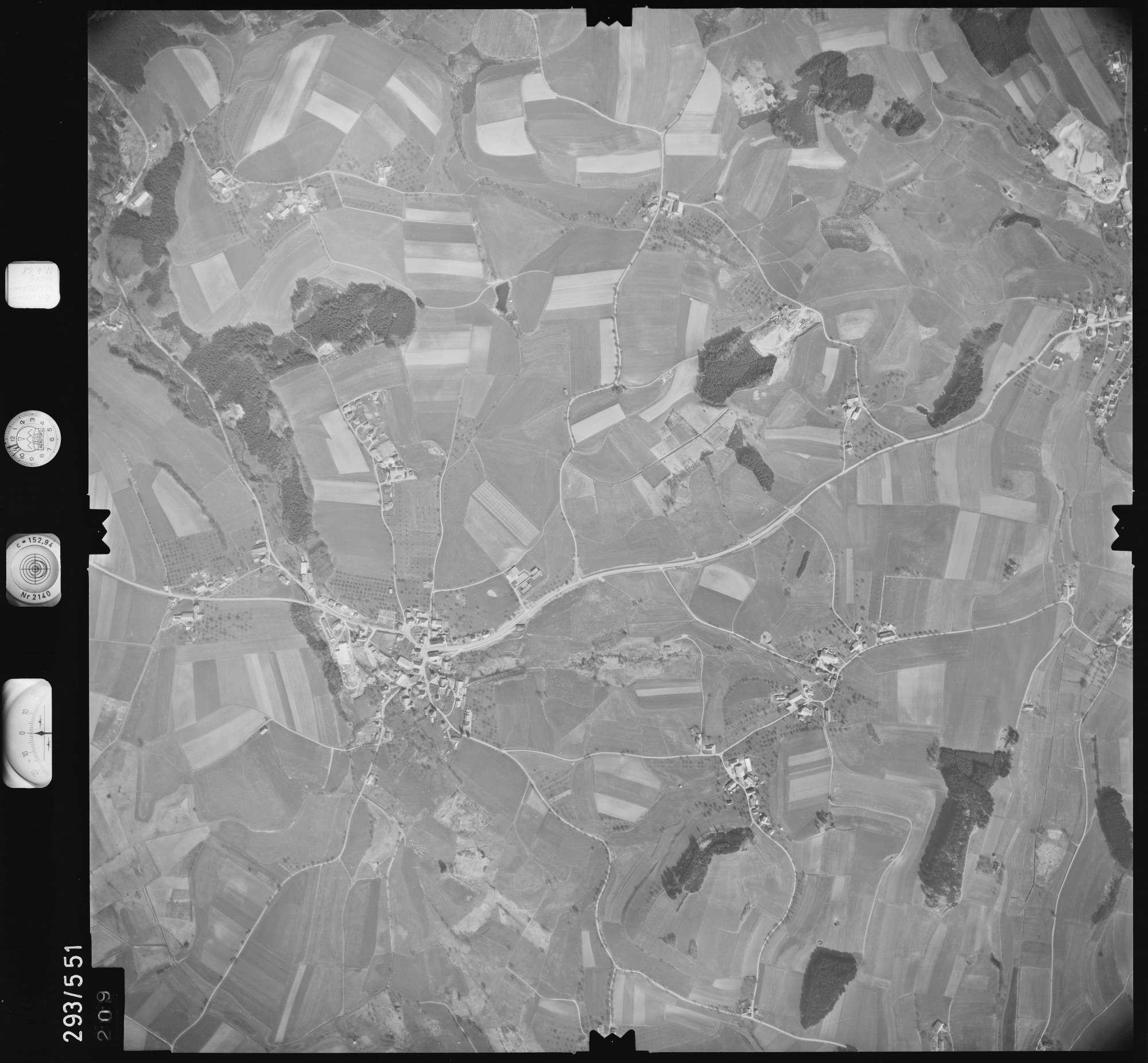 Luftbild: Film 43 Bildnr. 209, Bild 1