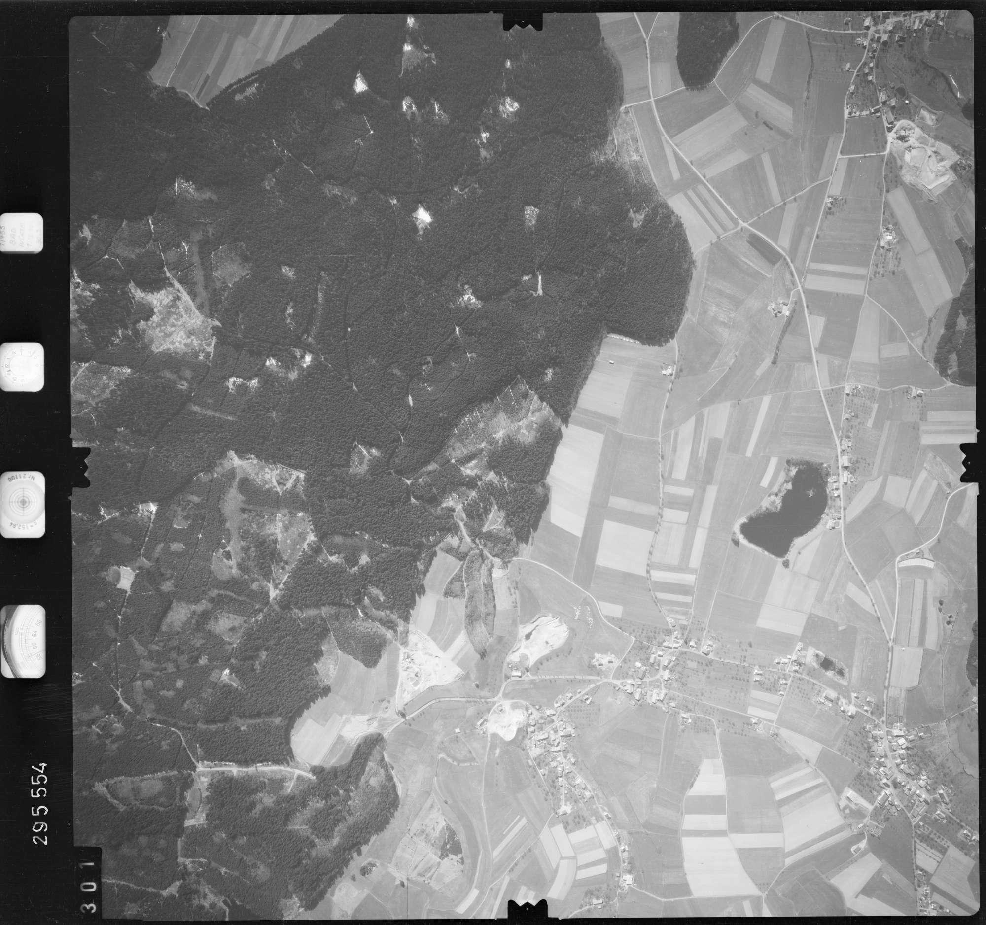 Luftbild: Film 69 Bildnr. 301, Bild 1