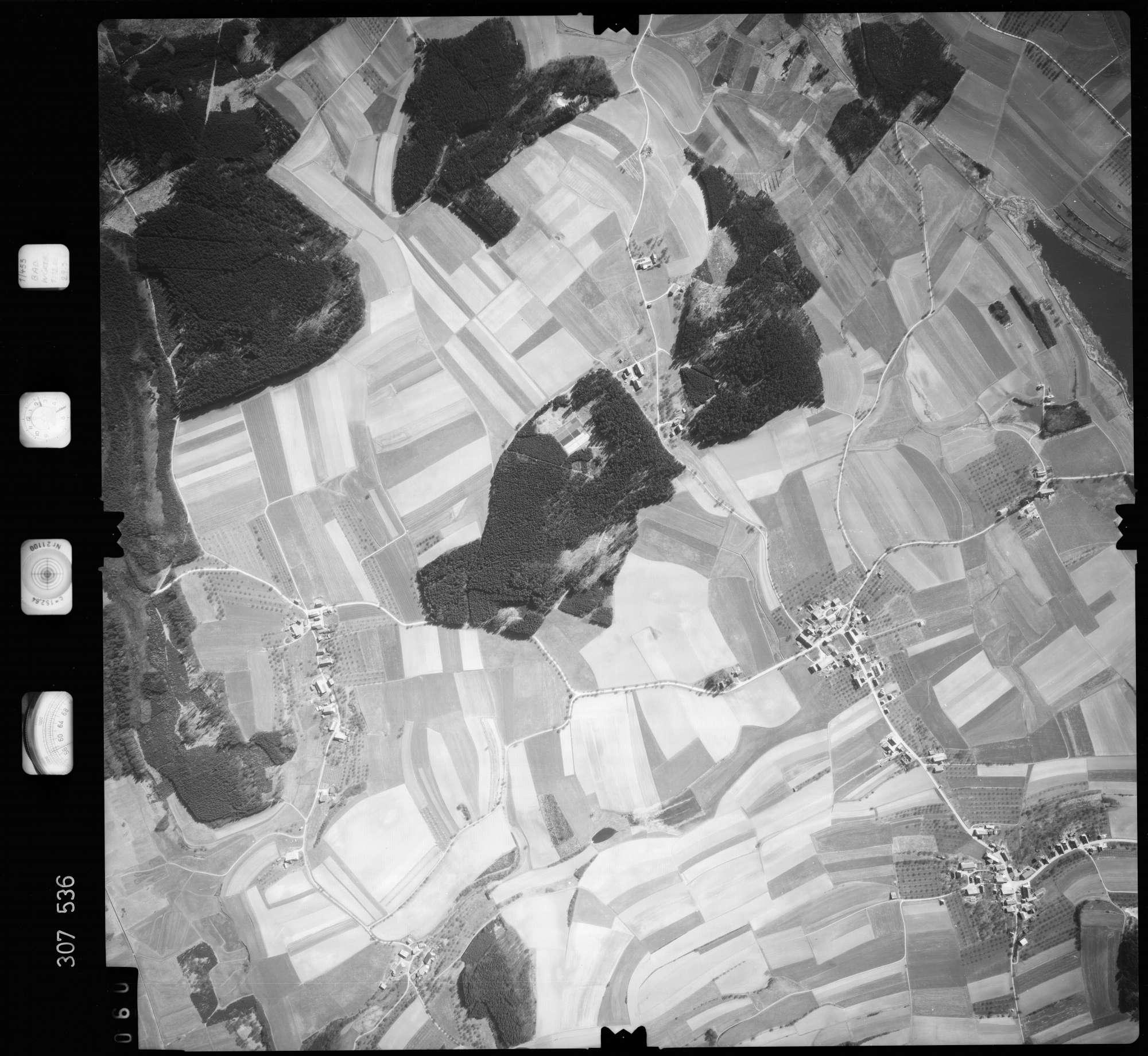 Luftbild: Film 61 Bildnr. 60, Bild 1
