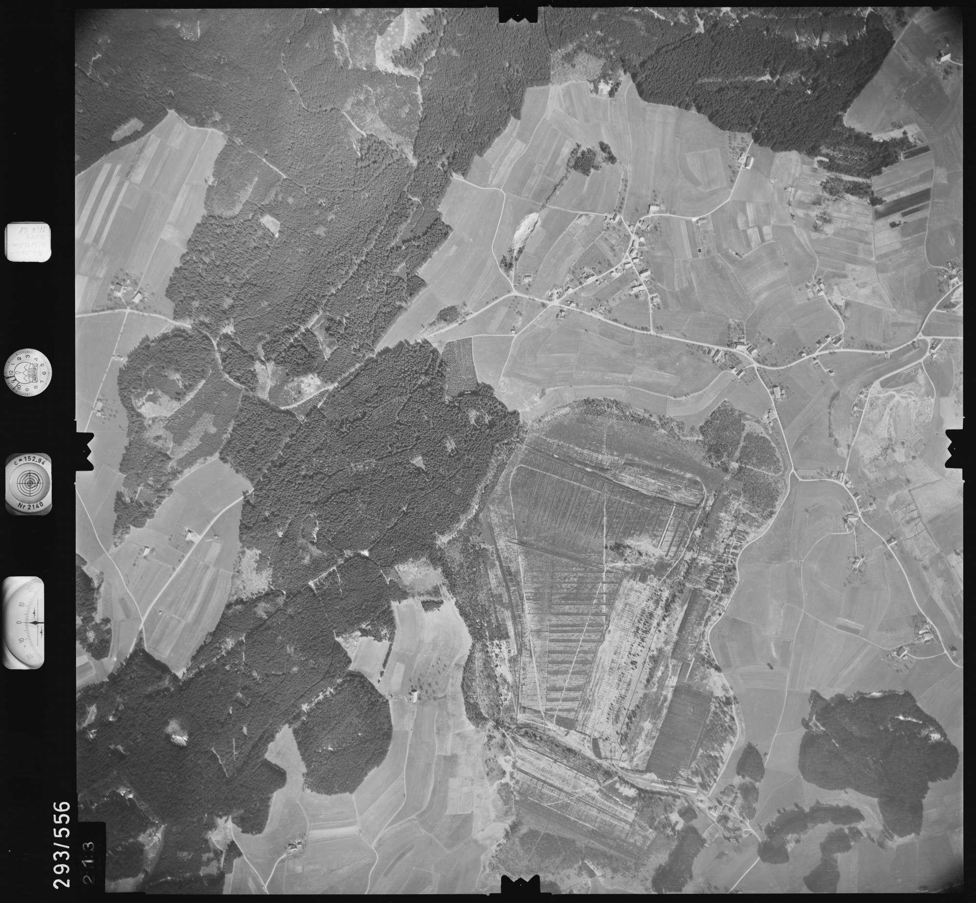 Luftbild: Film 43 Bildnr. 213, Bild 1