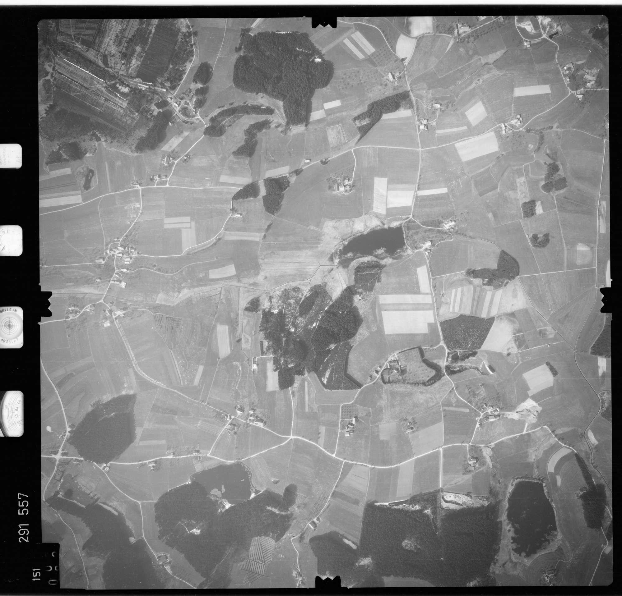 Luftbild: Film 74 Bildnr. 151, Bild 1