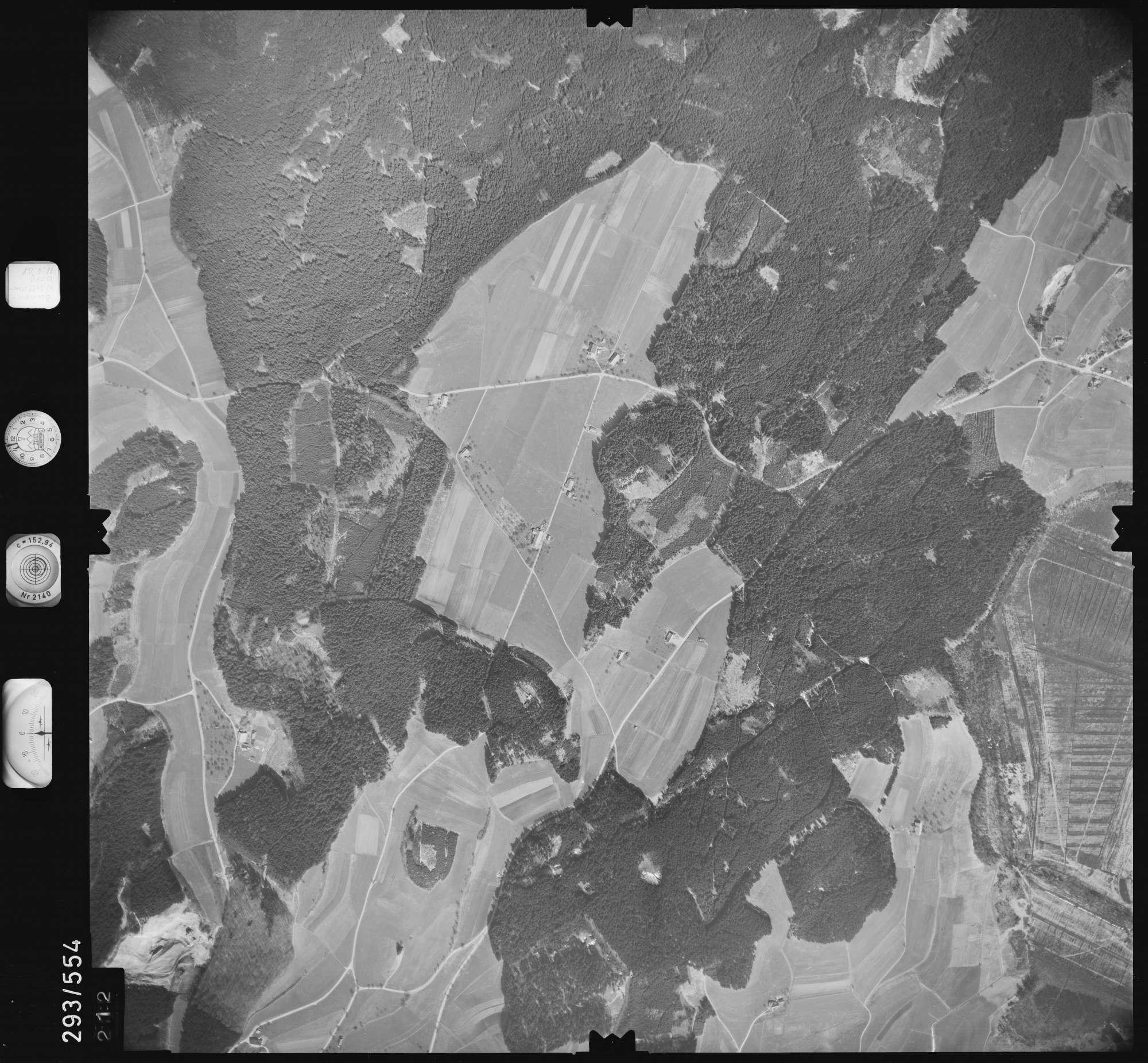 Luftbild: Film 43 Bildnr. 212, Bild 1