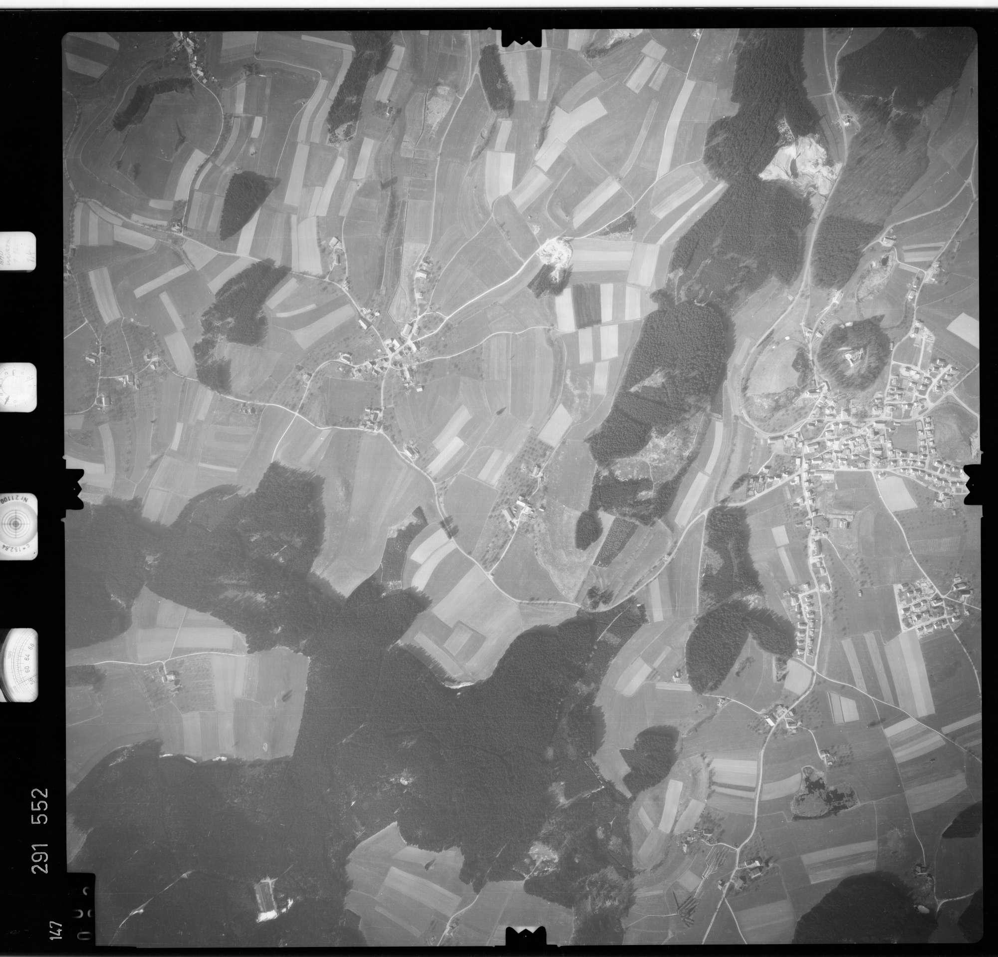Luftbild: Film 74 Bildnr. 147, Bild 1