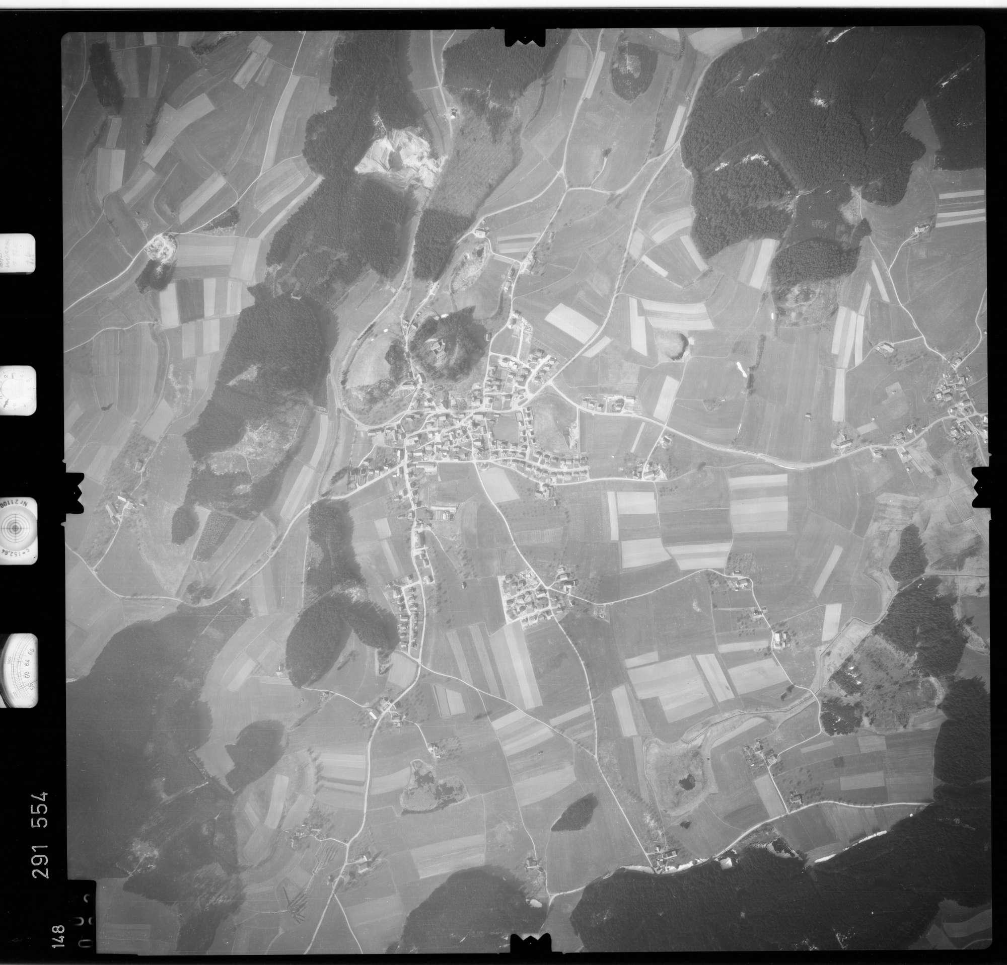 Luftbild: Film 74 Bildnr. 148, Bild 1