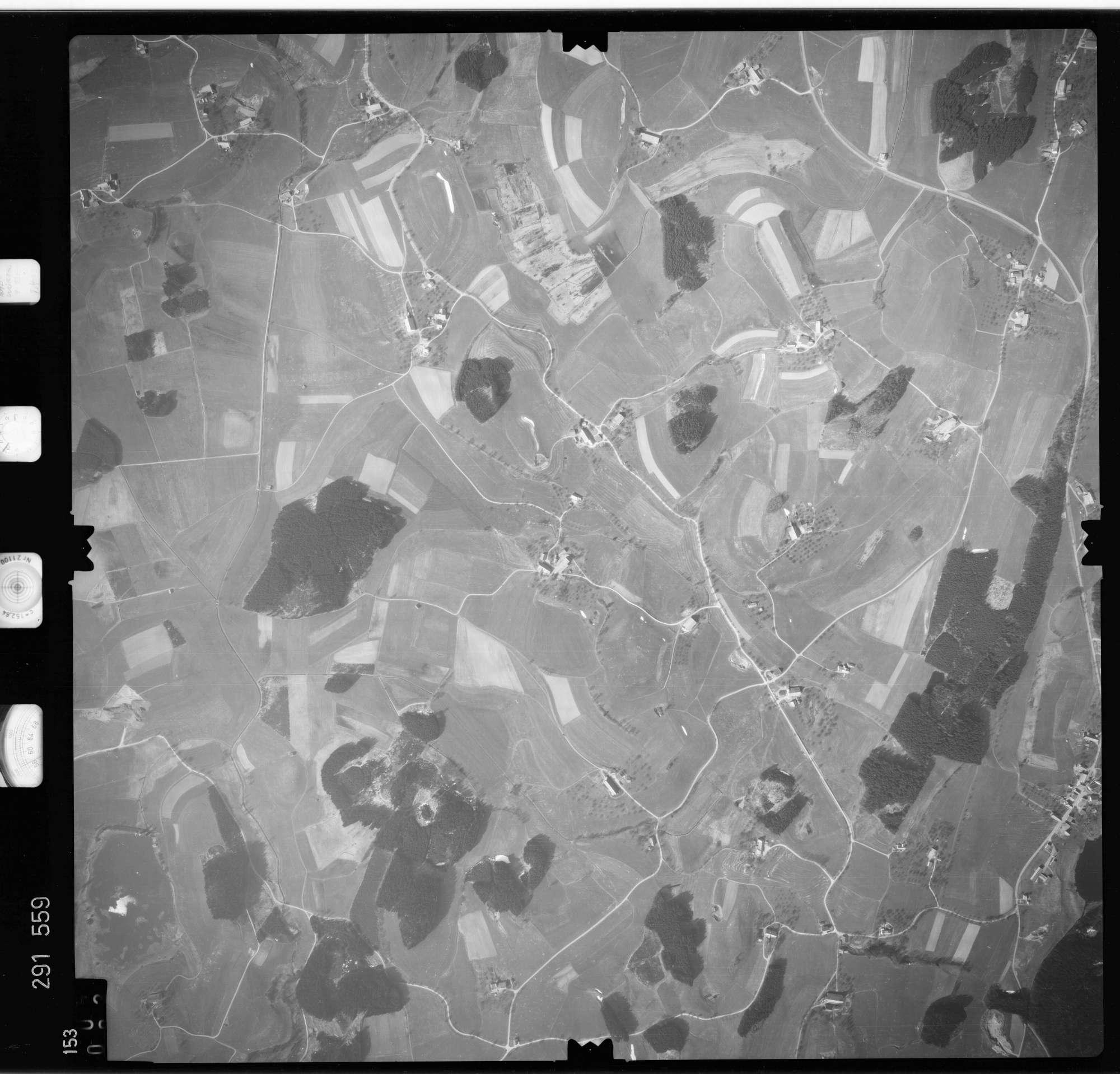 Luftbild: Film 74 Bildnr. 153, Bild 1