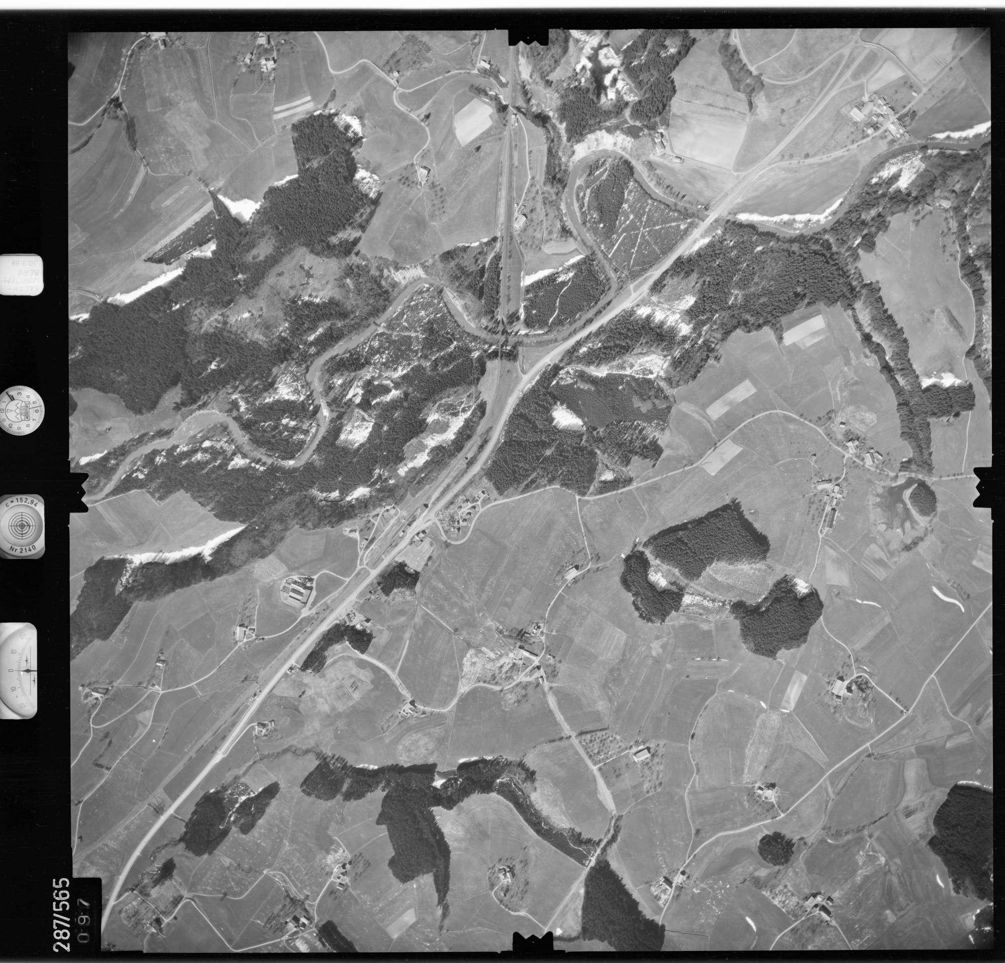 Luftbild: Film 78 Bildnr. 97, Bild 1