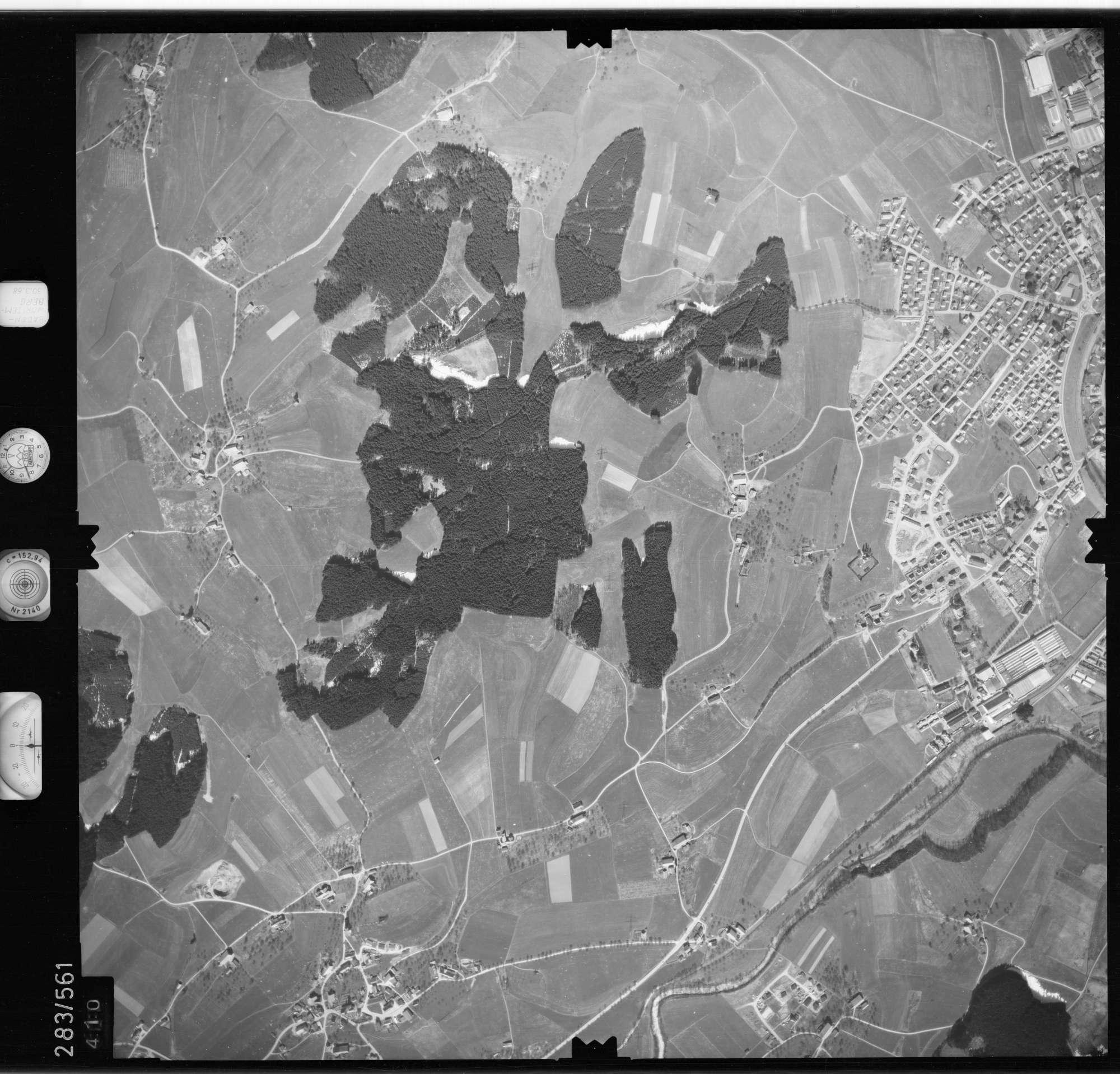 Luftbild: Film 79 Bildnr. 410, Bild 1