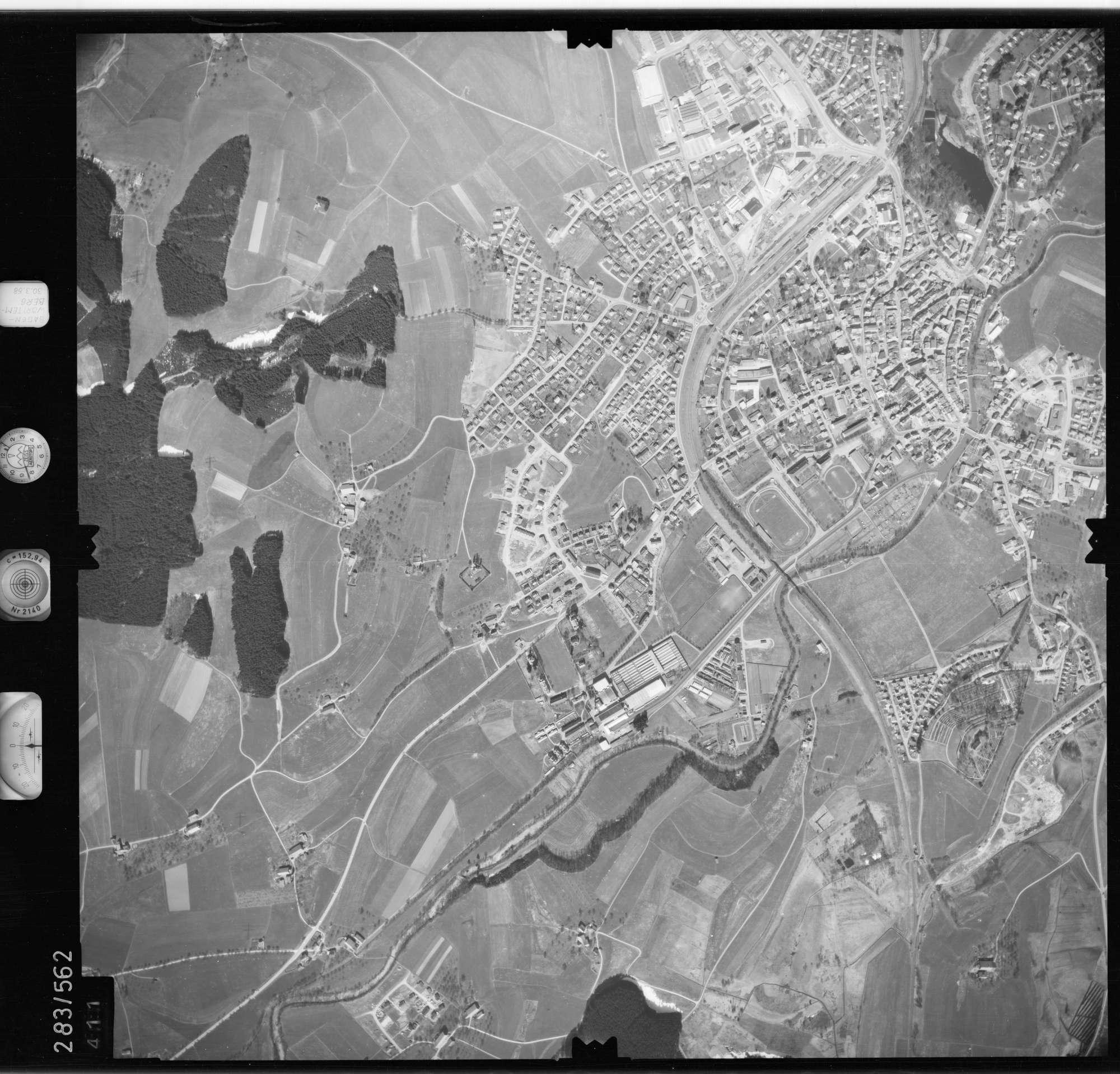 Luftbild: Film 79 Bildnr. 411, Bild 1