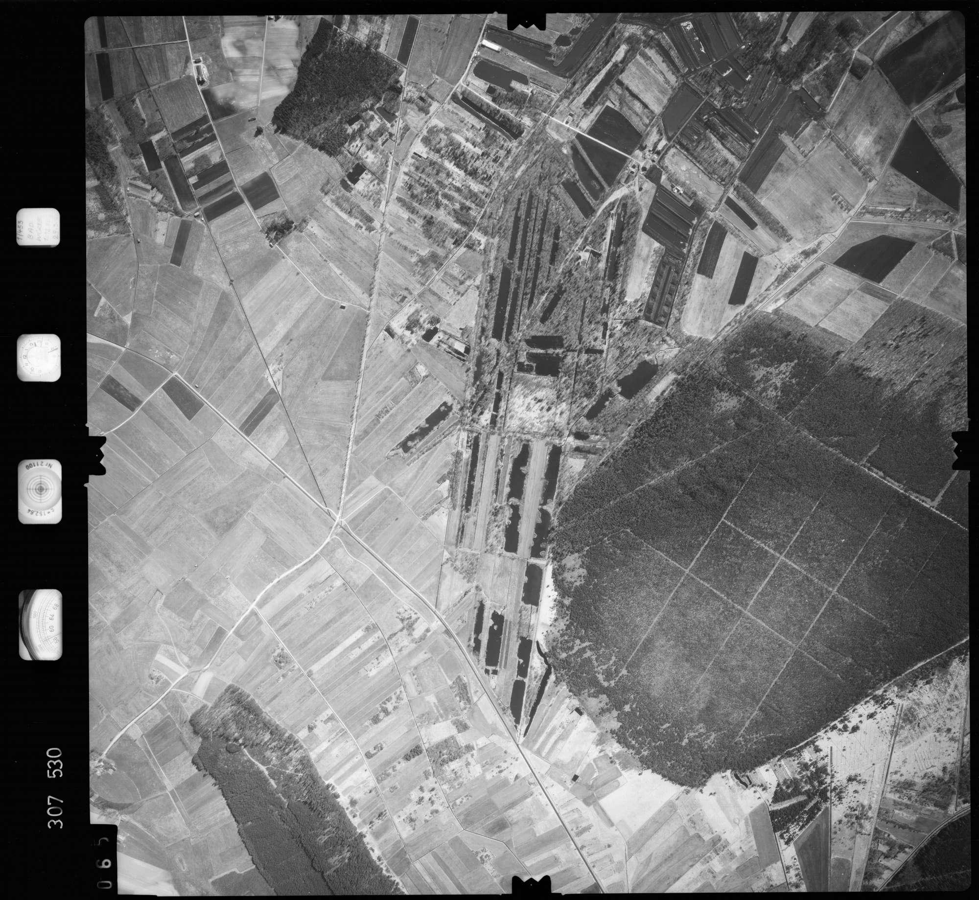 Luftbild: Film 61 Bildnr. 65, Bild 1
