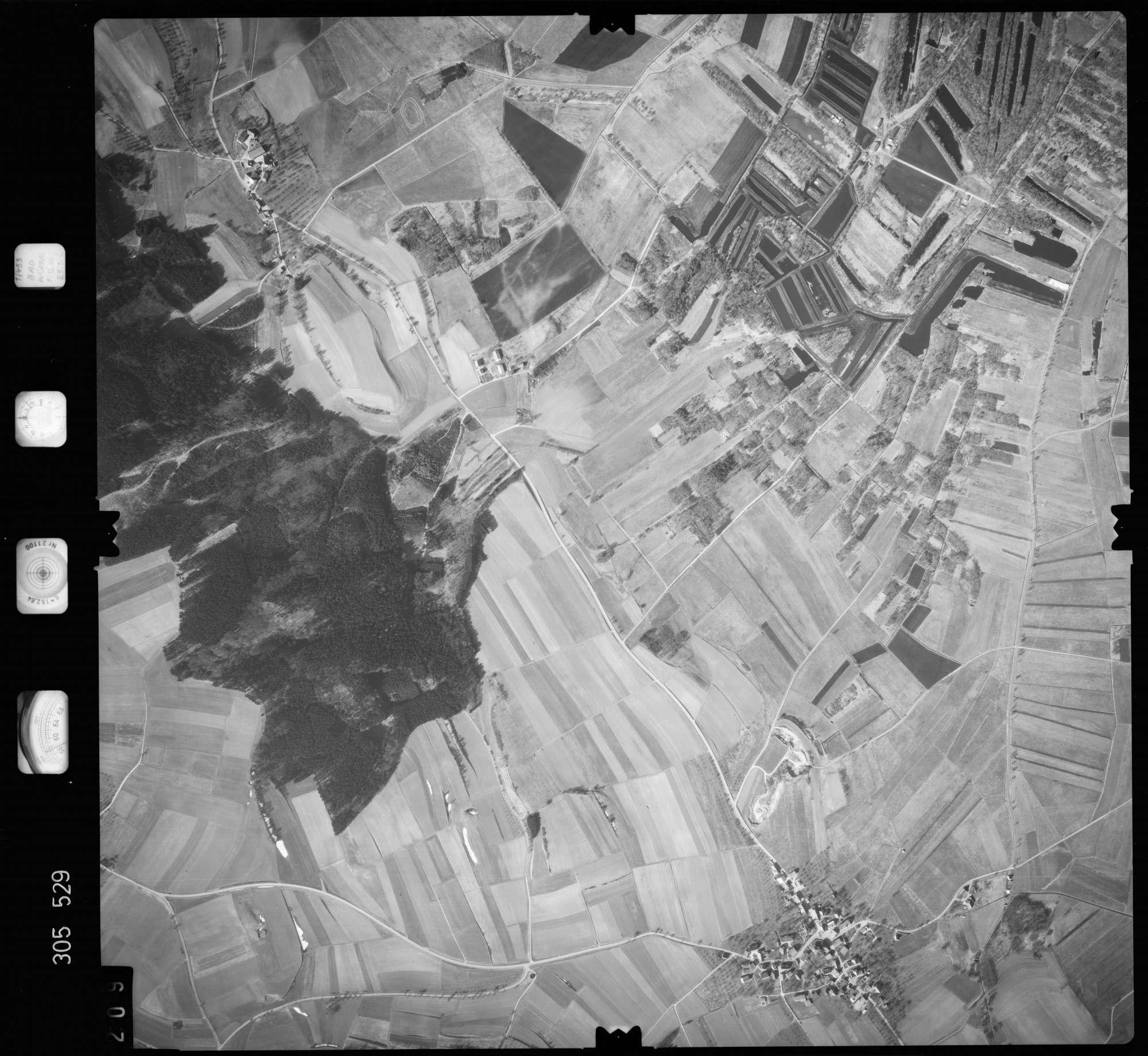 Luftbild: Film 61 Bildnr. 209, Bild 1