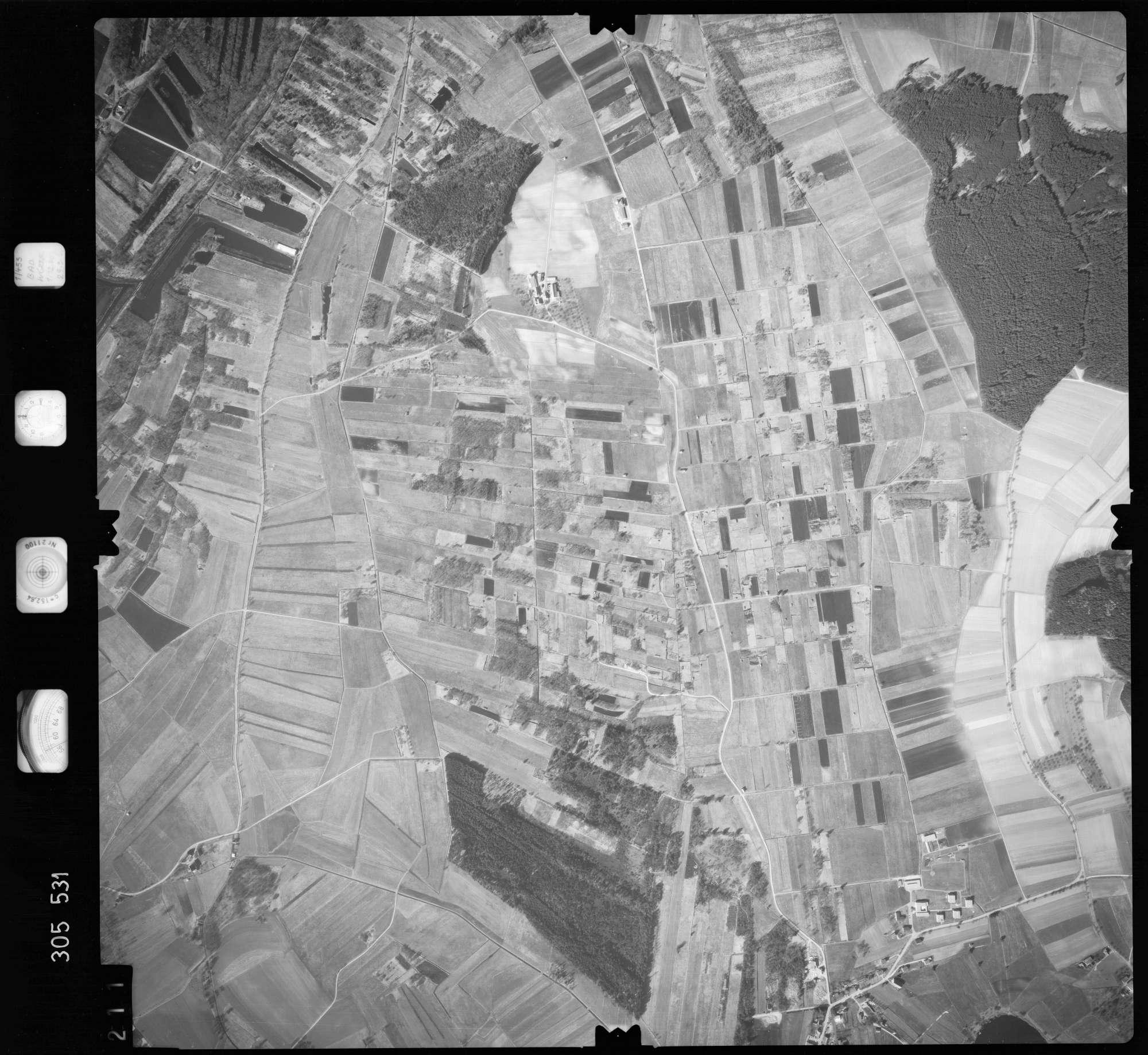 Luftbild: Film 61 Bildnr. 211, Bild 1