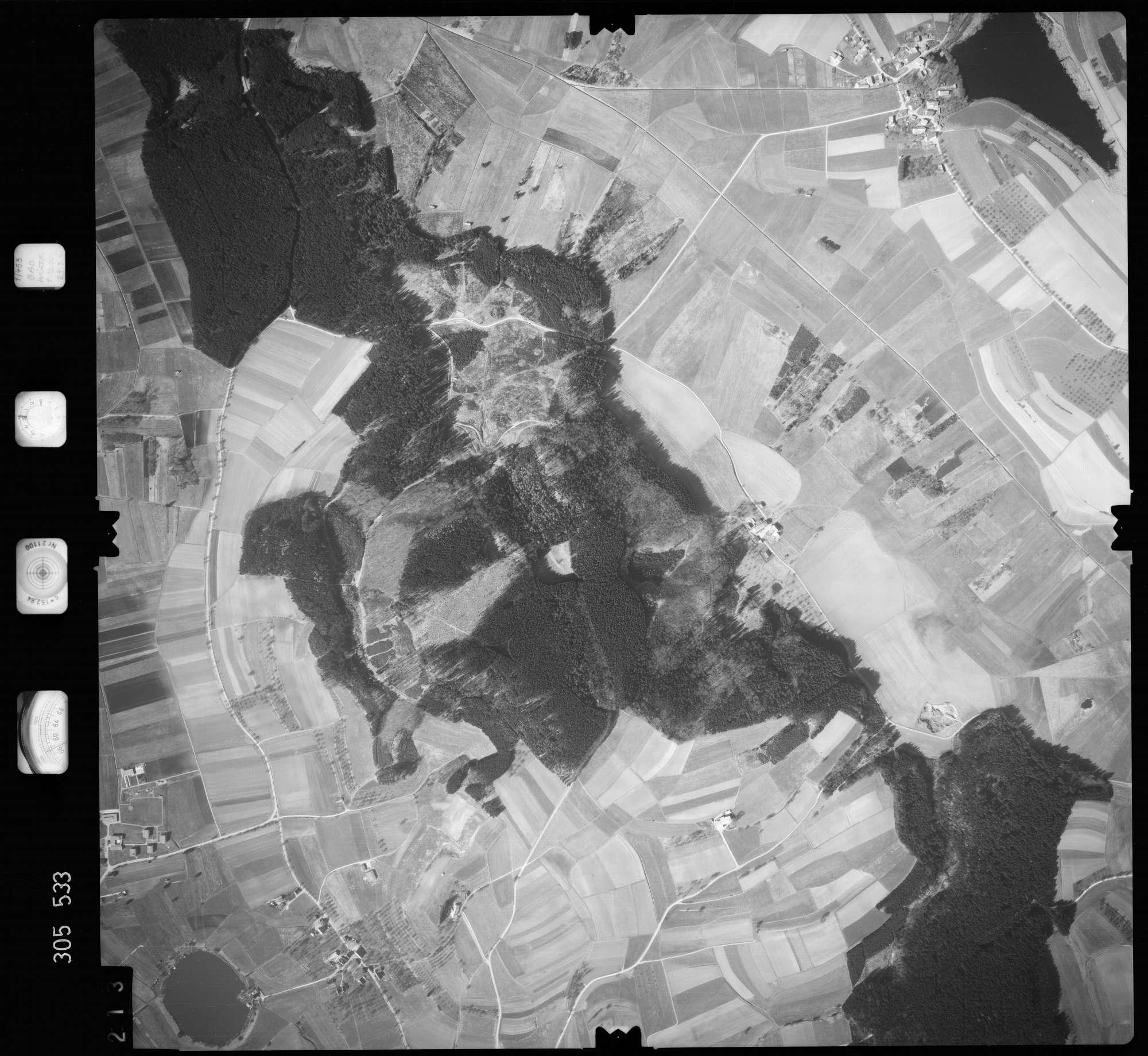 Luftbild: Film 61 Bildnr. 213, Bild 1