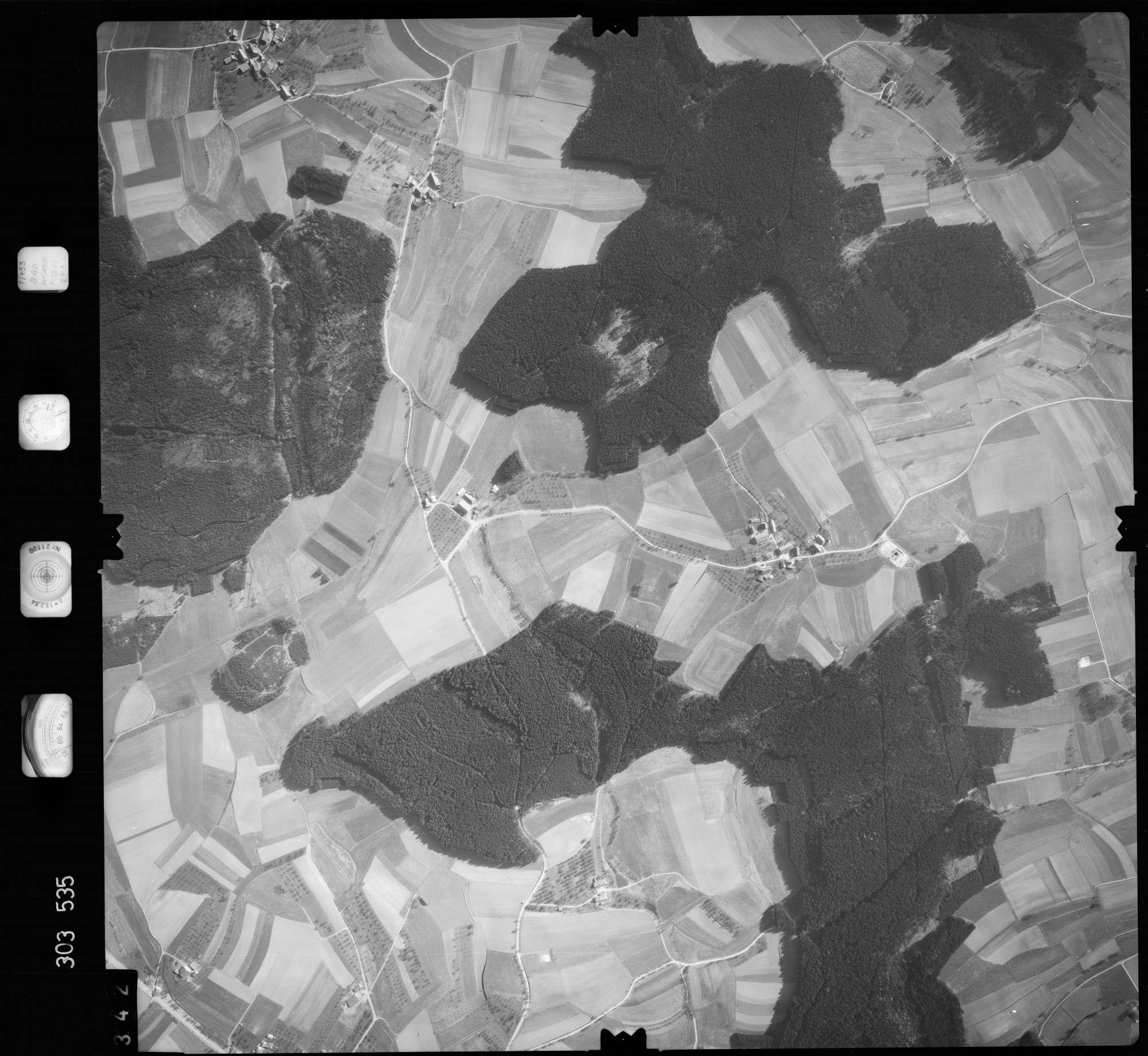 Luftbild: Film 64 Bildnr. 342, Bild 1