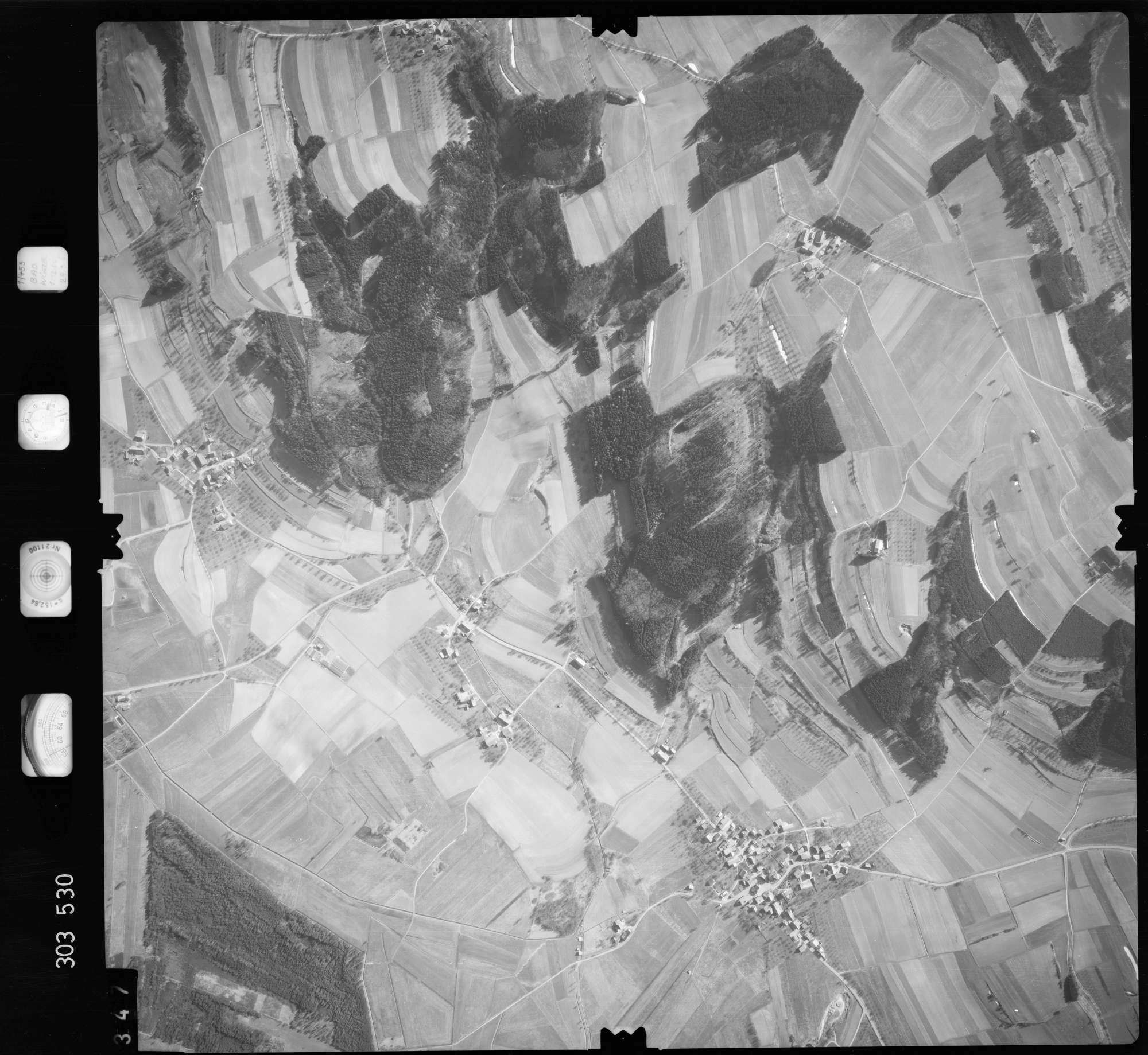 Luftbild: Film 64 Bildnr. 347, Bild 1