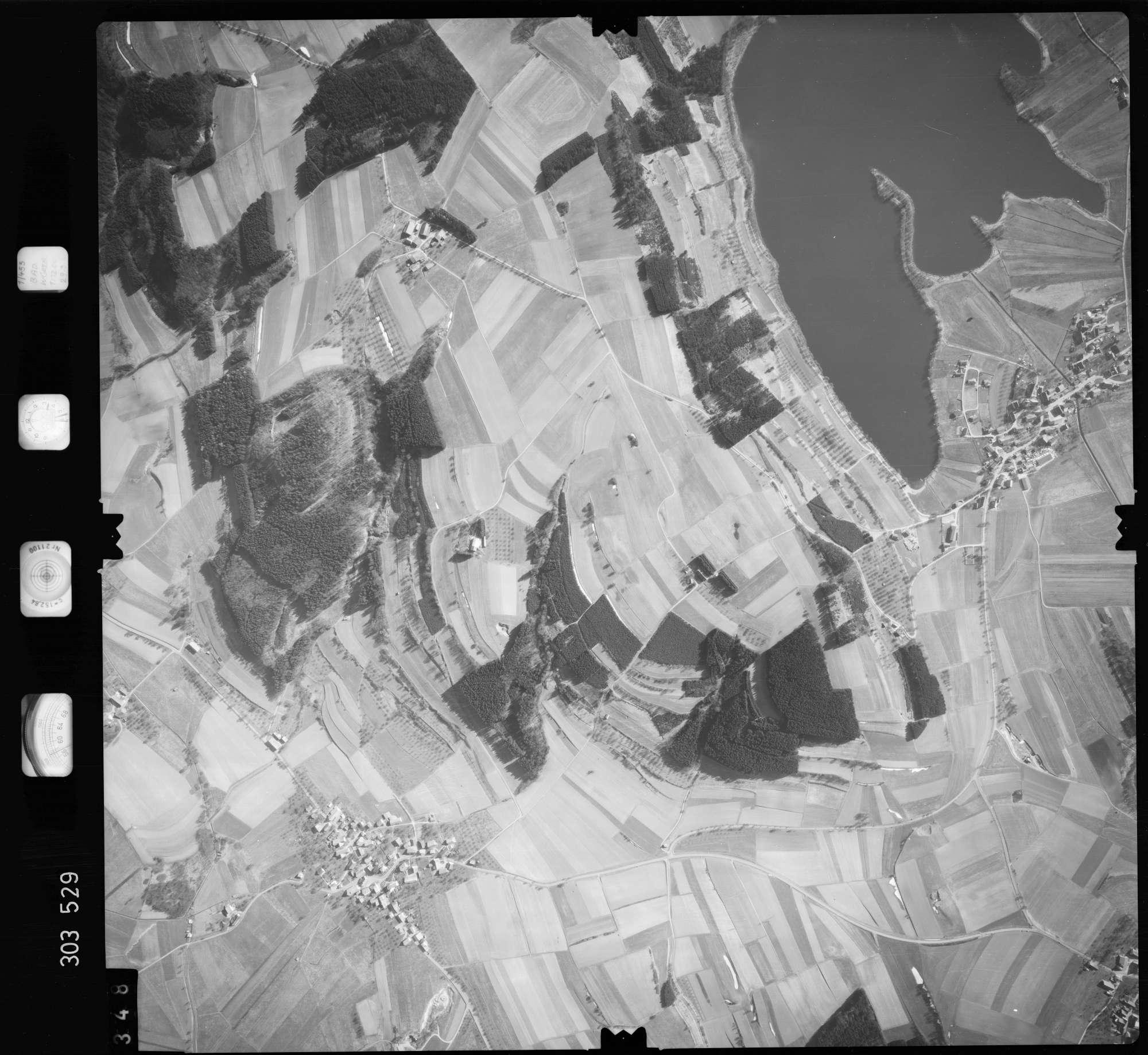 Luftbild: Film 64 Bildnr. 348, Bild 1